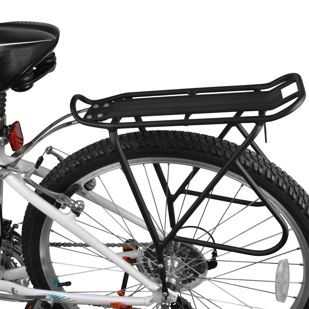 Shop Ibera Bike PakRak Touring Carrier Plus+ Rack, Height Adjustable ...
