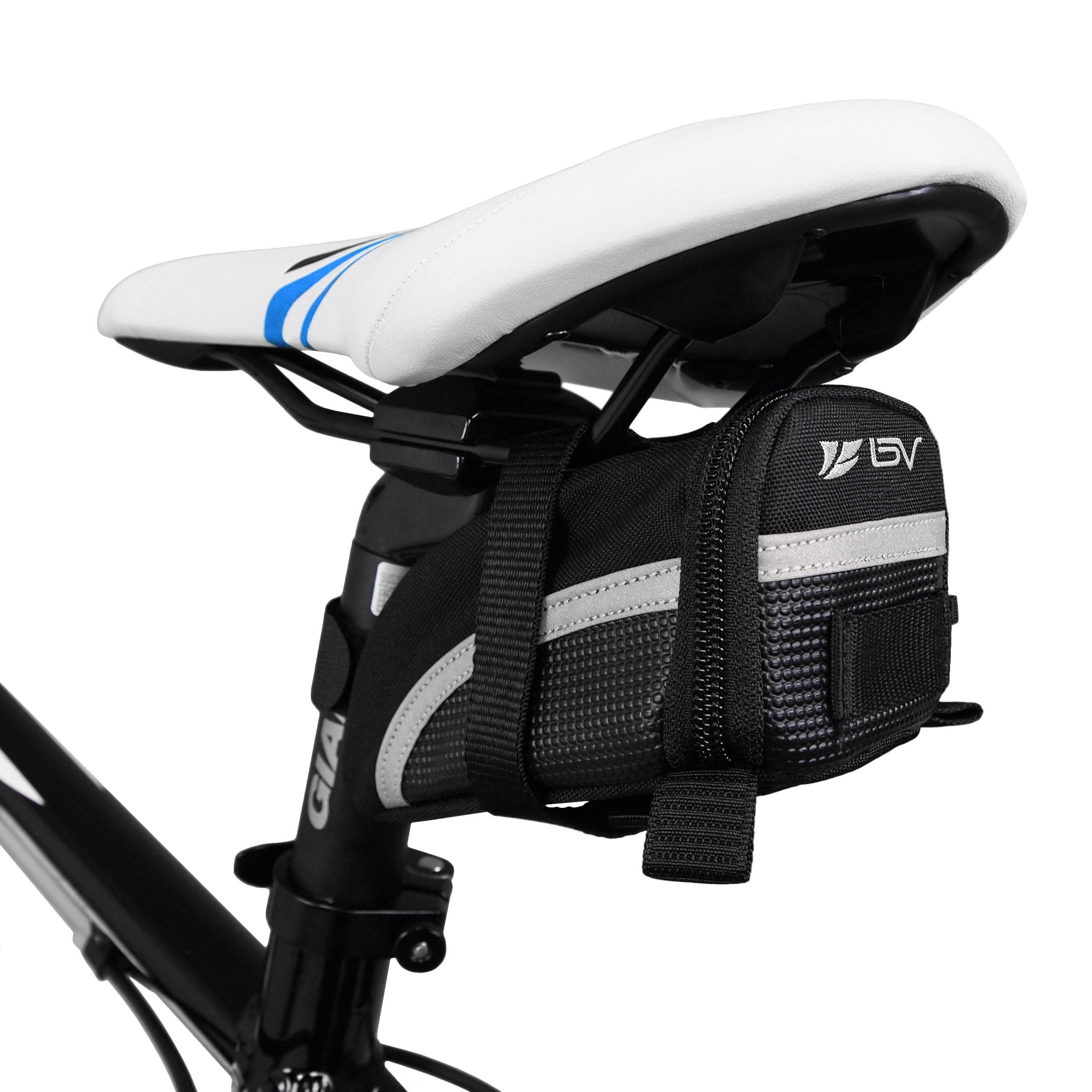 Bv Bike Black Seat Saddle Bag On Free Shipping Orders Over 45 8866241