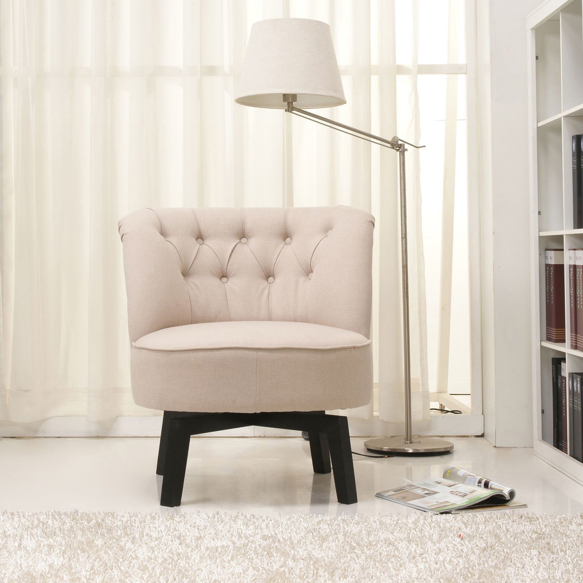 gold sparrow raleigh beige swivel chair  free shipping today overstockcom  . gold sparrow raleigh beige swivel chair  free shipping today