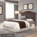 Duet Queen/Full Tufted Diamond Headboard by Home Styles