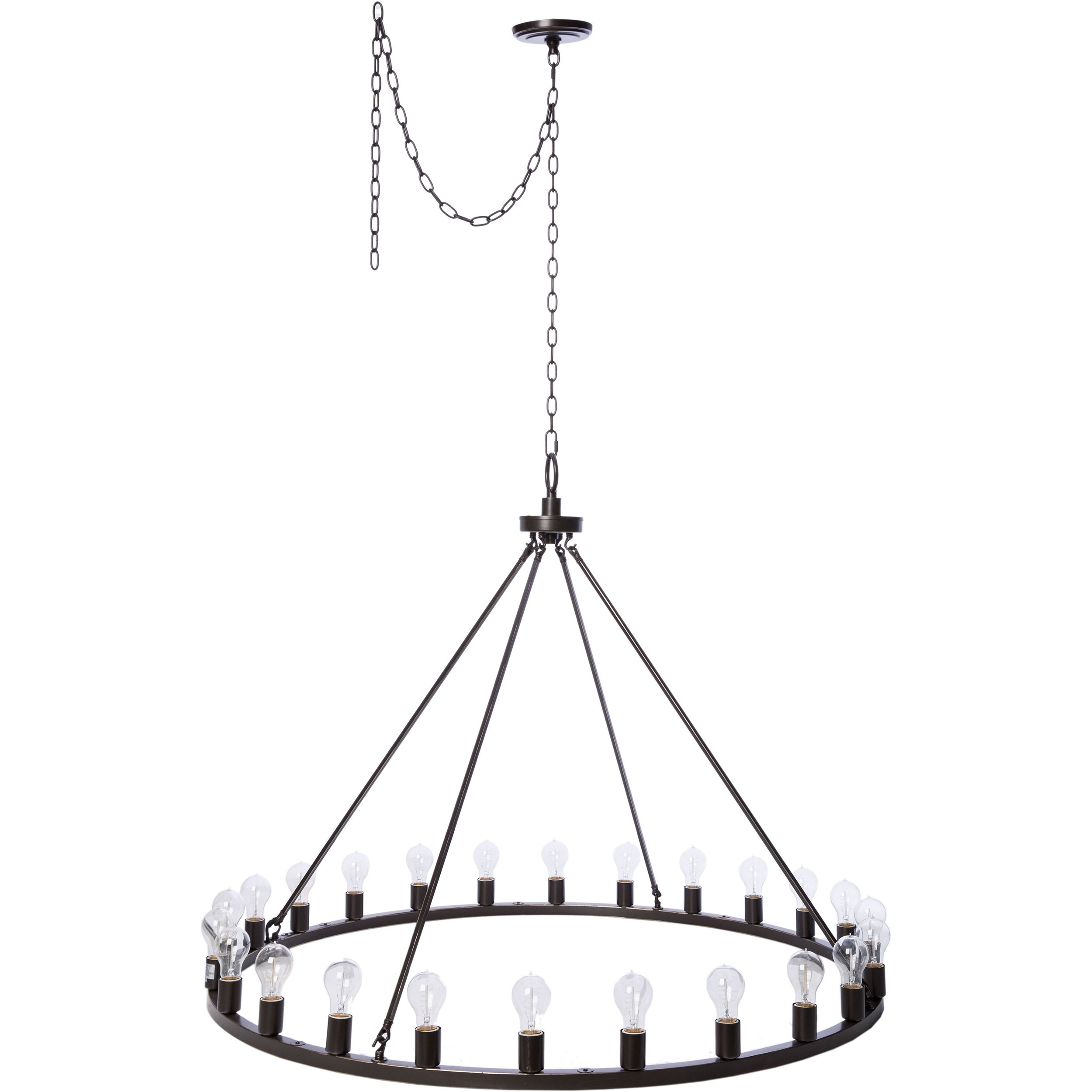 Liam oil rubbed bronze 24 light chandelier free shipping today liam oil rubbed bronze 24 light chandelier free shipping today overstock 16100945 arubaitofo Image collections