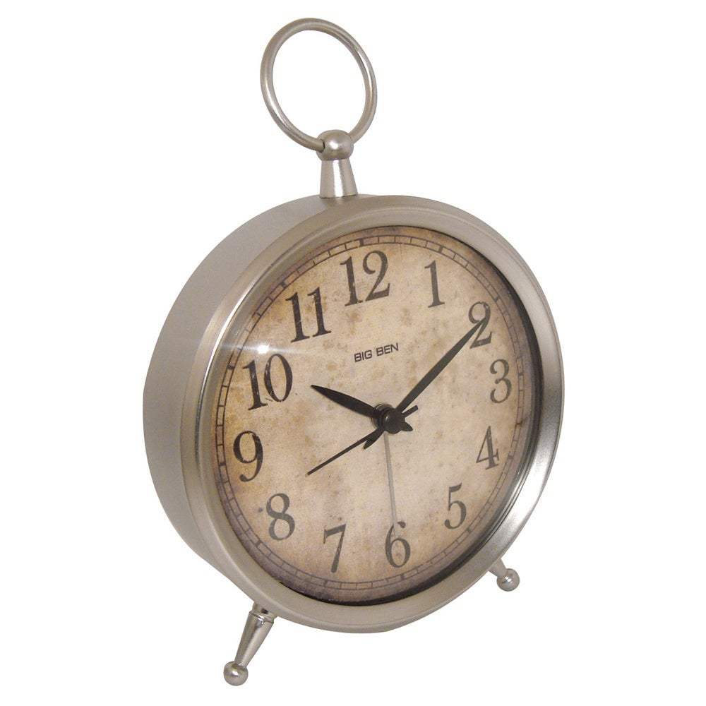 Shop Westclox Big Ben Metal Case Alarm Clock Free Shipping On