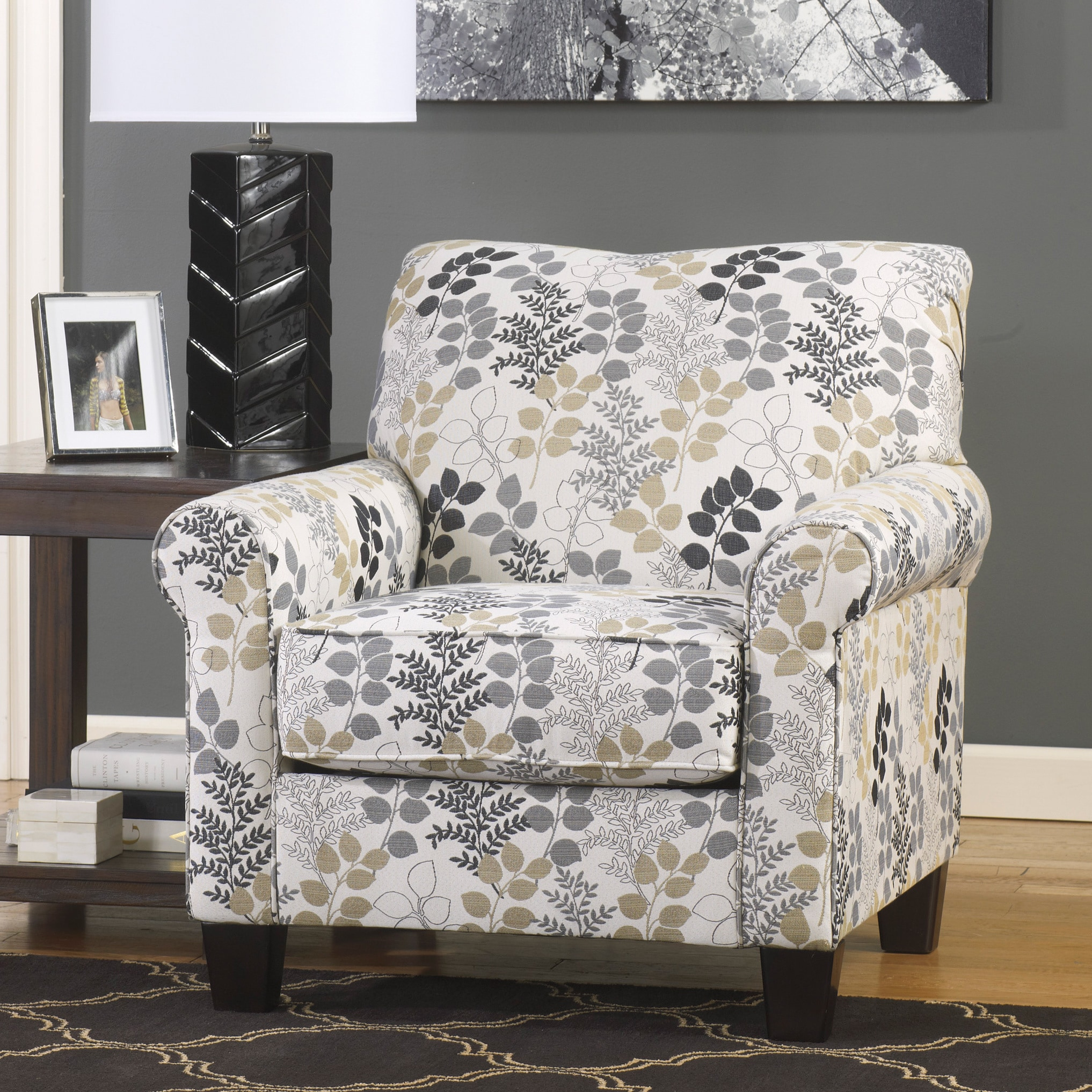 Charmant Shop Signature Design By Ashley Makonnen Accent Chair   Free Shipping Today    Overstock.com   8881467