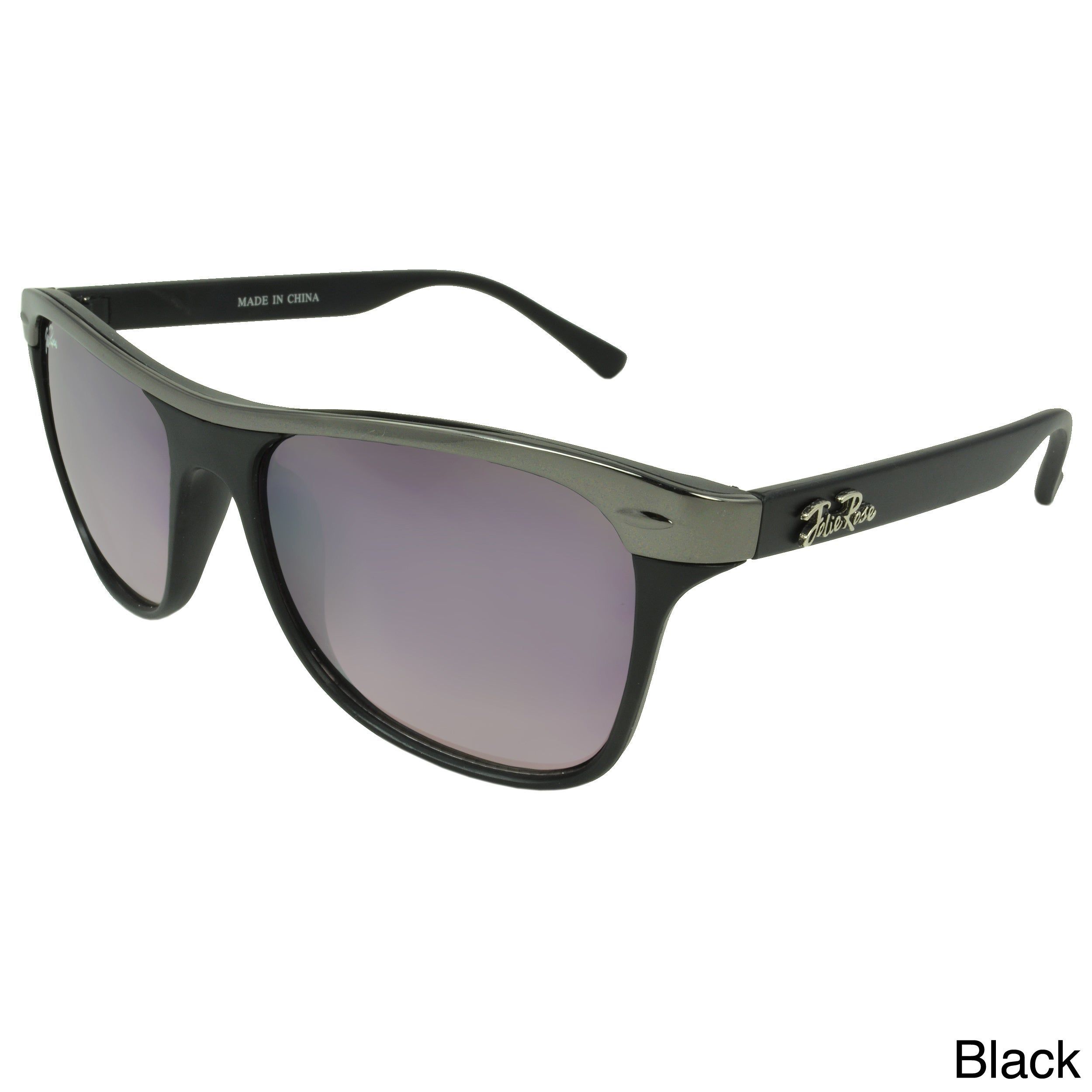 bbf43d2093 Shop Jolie Rose Eyewear  Fiona  Shield Fashion Sunglasses - Free Shipping  On Orders Over  45 - Overstock - 8896236