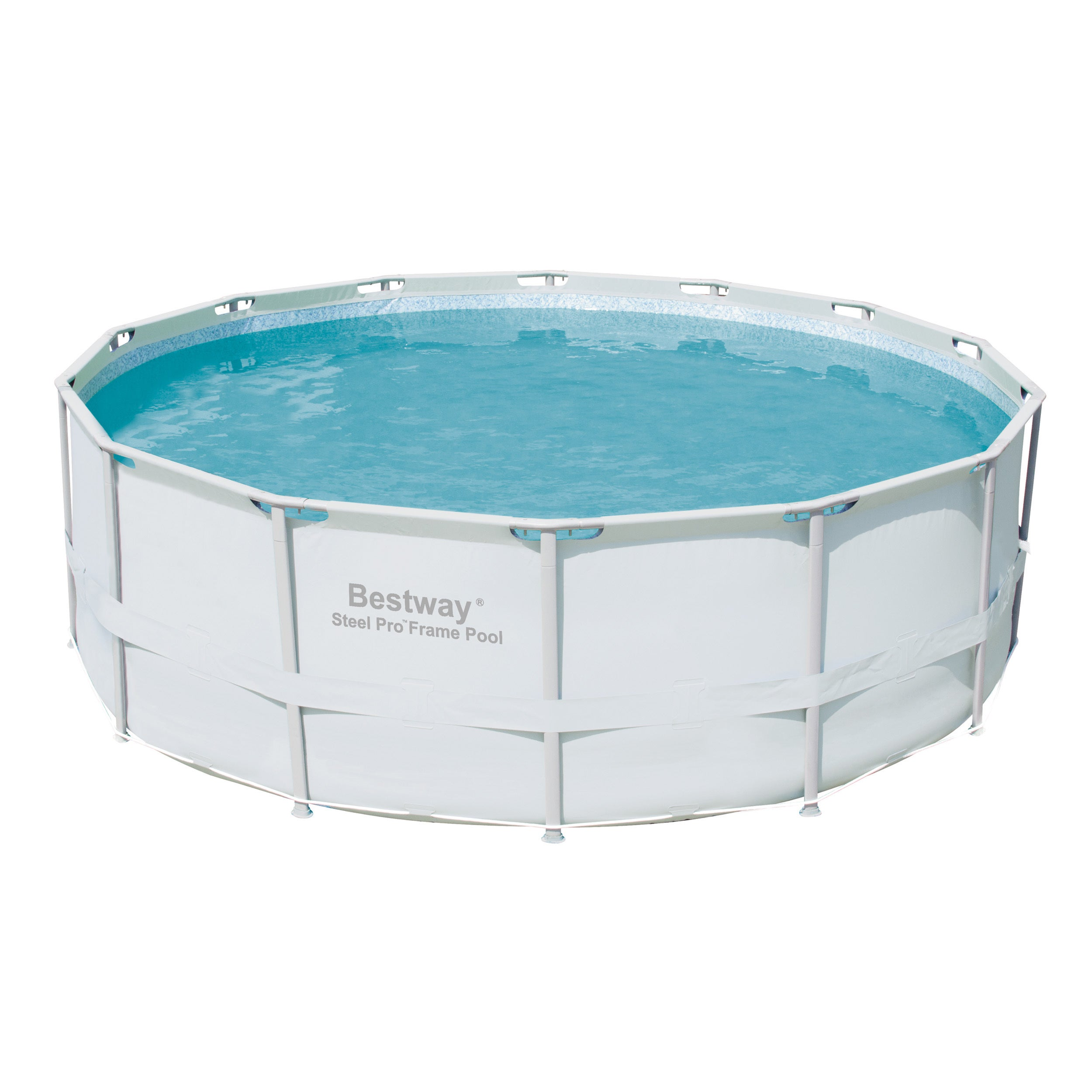 Bestway Steel Frame Pool - Free Shipping Today - Overstock - 16120025