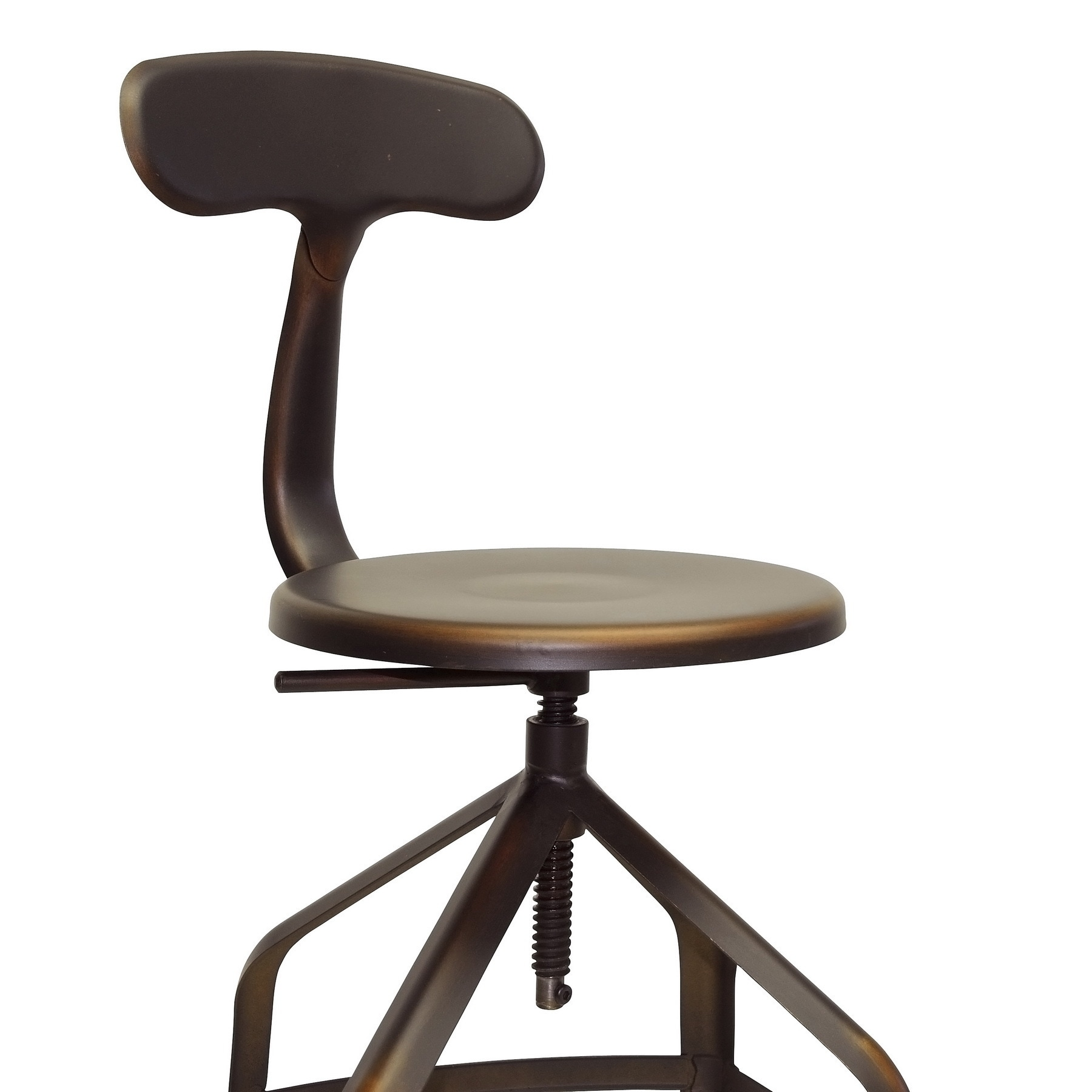 loft product stool shipping free garden wright industrial bar today barstool carbon home emery