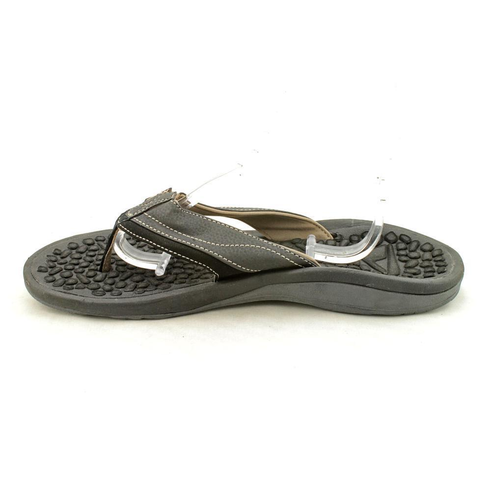 3020497d0d2 Shop Reef Men s  Playa Negra  Synthetic Sandals (Size 11 ) - Free Shipping  On Orders Over  45 - Overstock - 8908241