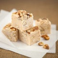 Mega Maple Nut Fudge Burlap Bundle (10 Pieces)