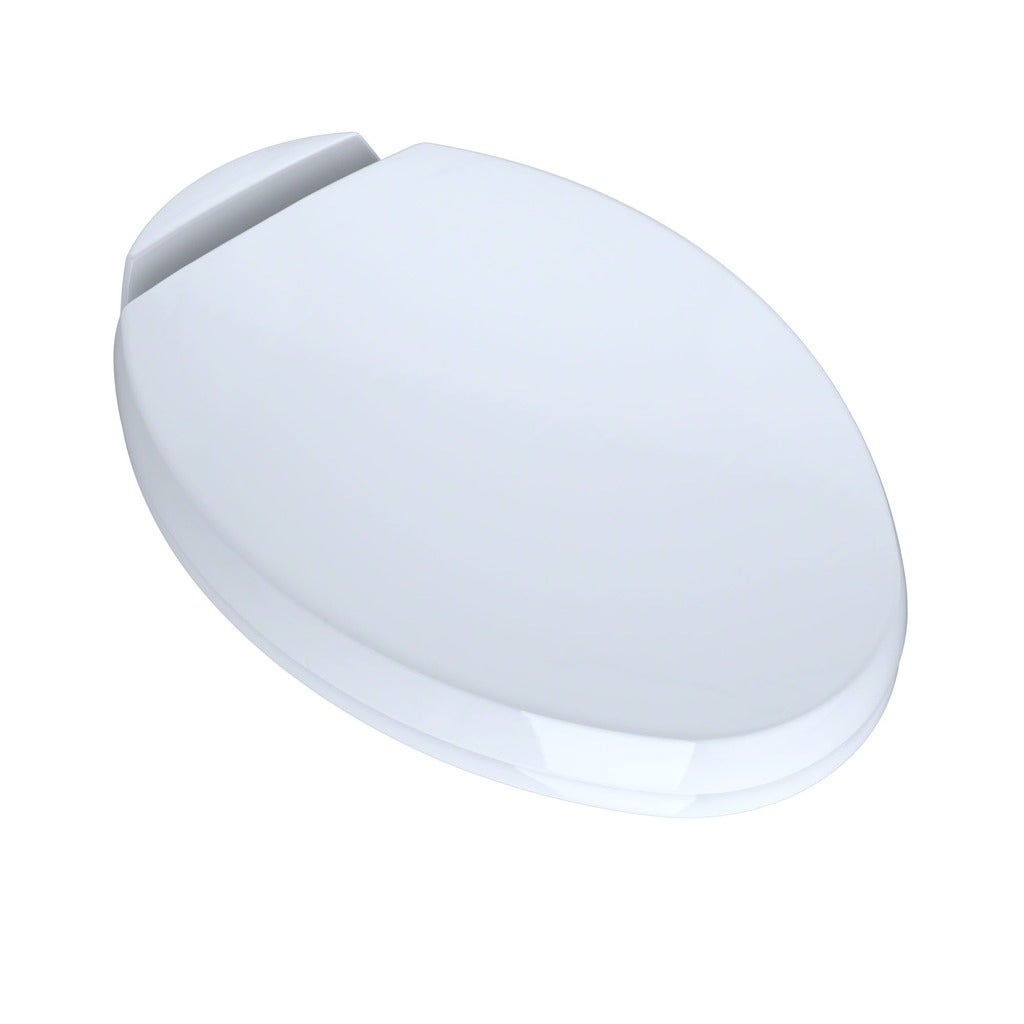 Shop Toto Oval SoftClose Elongated Toilet Seat and Lid SS204#01 ...