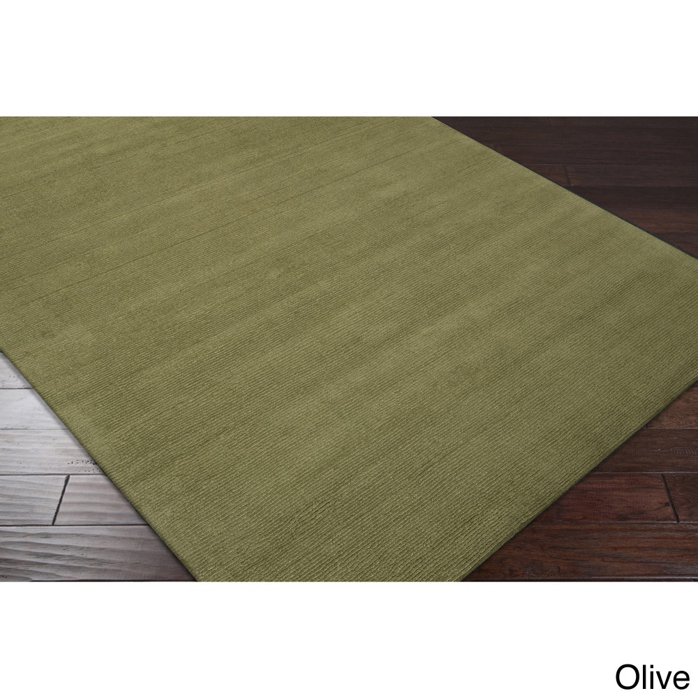 Hand Loomed Blakely Casual Wool Area Rug (3u00273 X 5u00273)   Free Shipping Today    Overstock.com   16130183