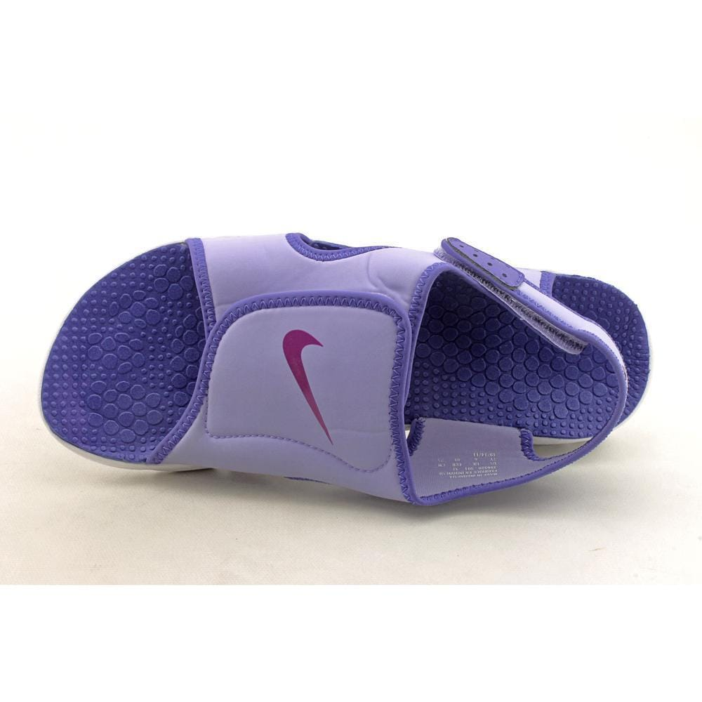 05506a463c99 Shop Nike Girl (Toddler)  Sunray Adjust 4  Man-Made Sandals (Size 7 ) -  Free Shipping On Orders Over  45 - Overstock - 8921806