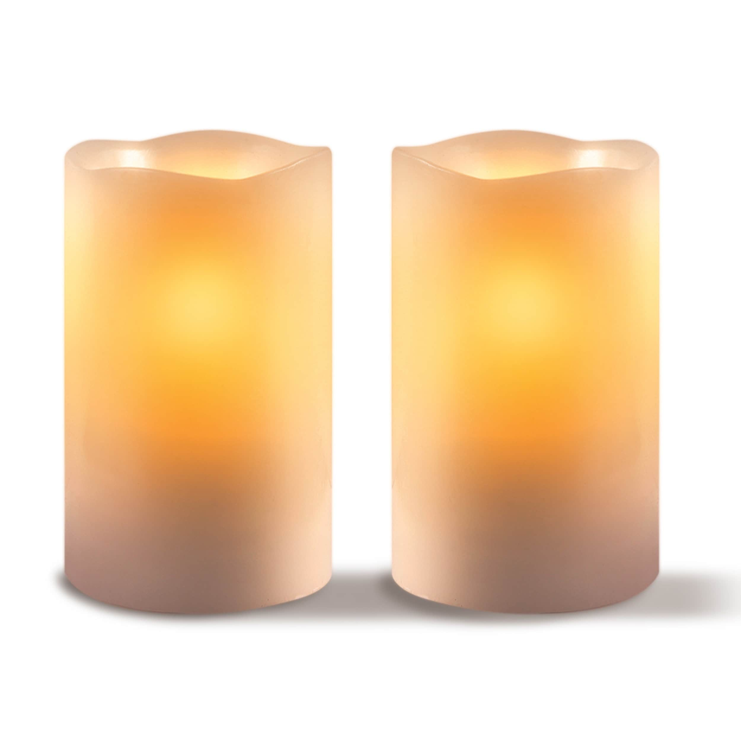 Shop Order Home Collection 2-piece LED Candle Set with Daily Timer ...