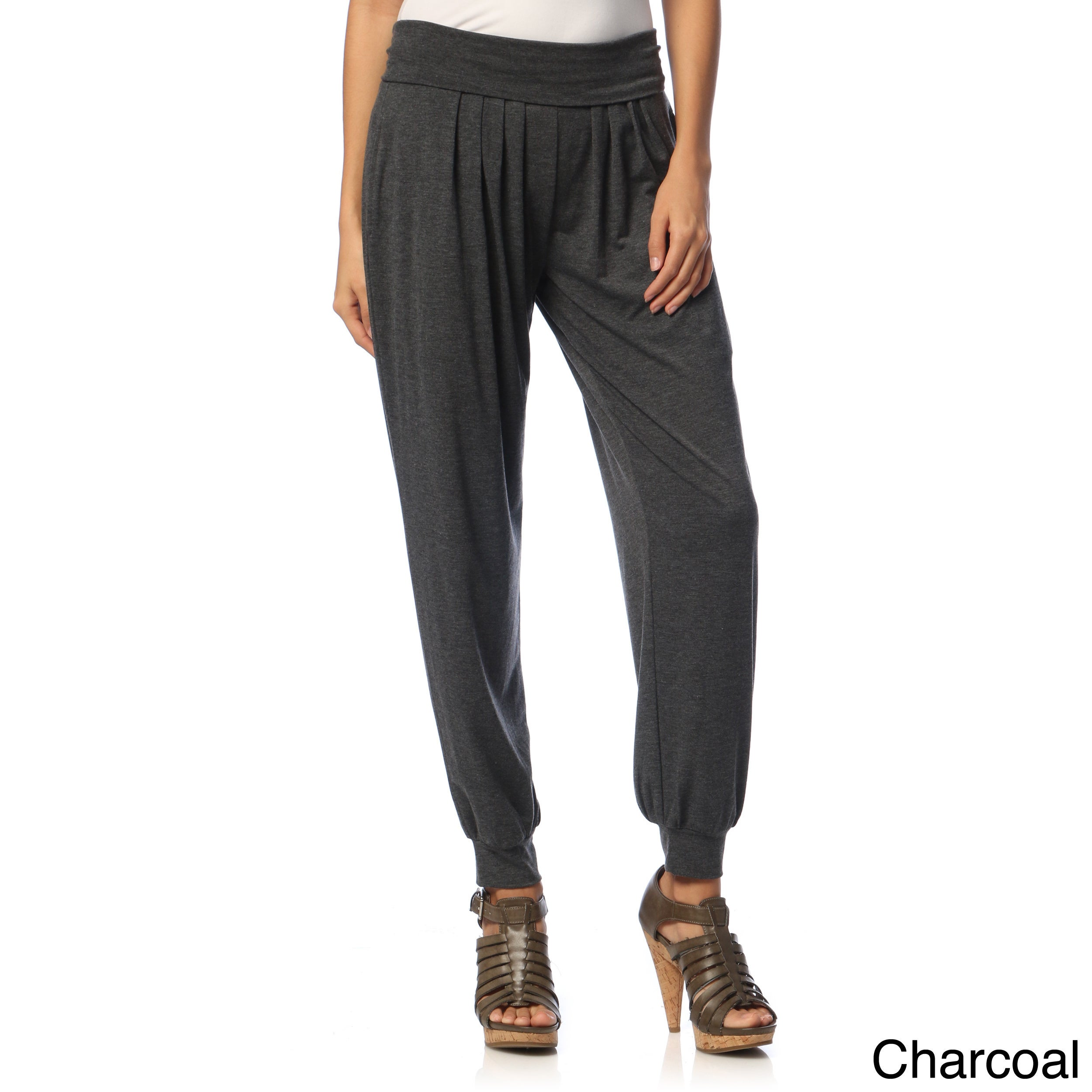 2e7140b650b Shop White Mark Women's Jogger Pants - Free Shipping On Orders Over $45 -  Overstock - 8929383