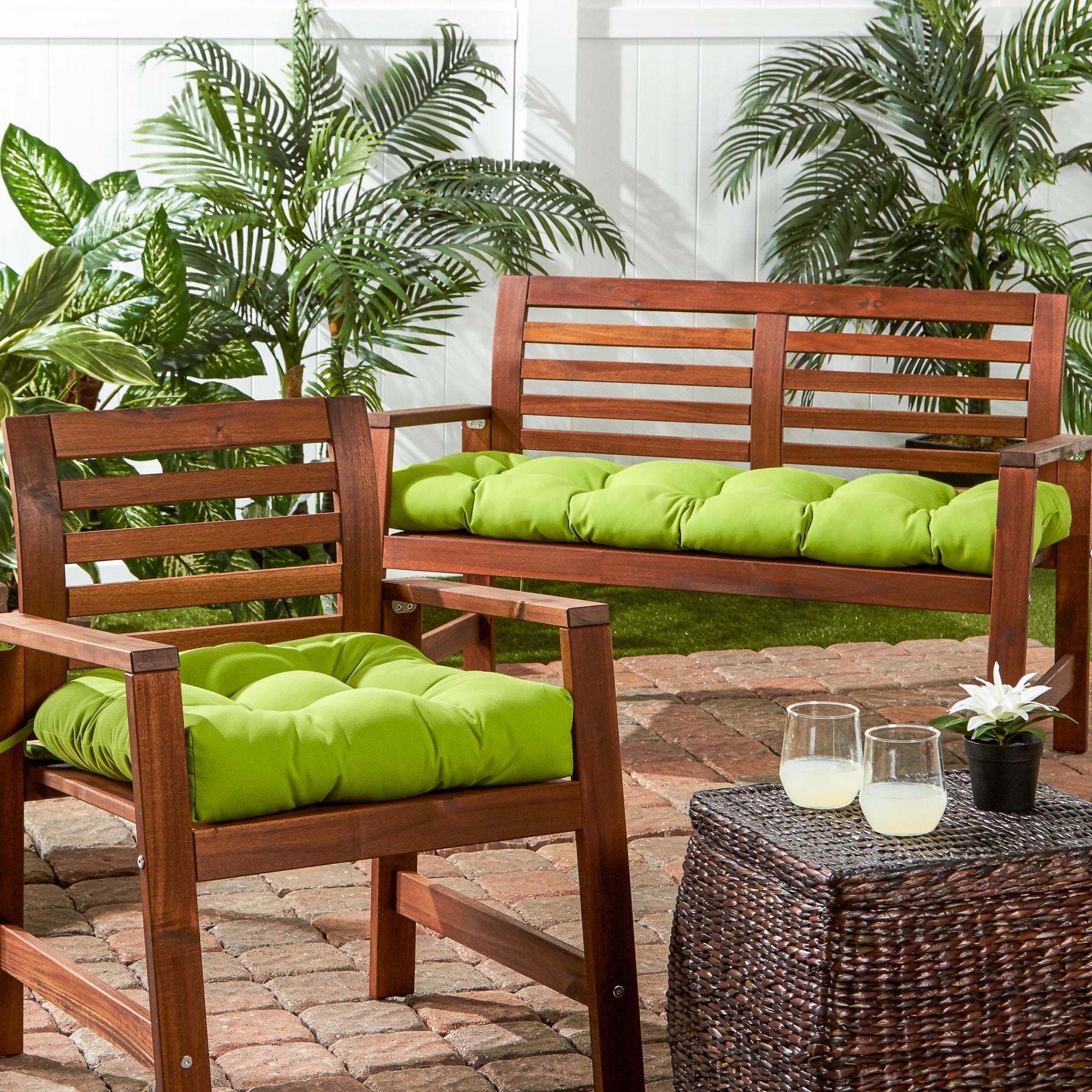 Sunbrella Outdoor Swing Bench Cushion Free Shipping Today
