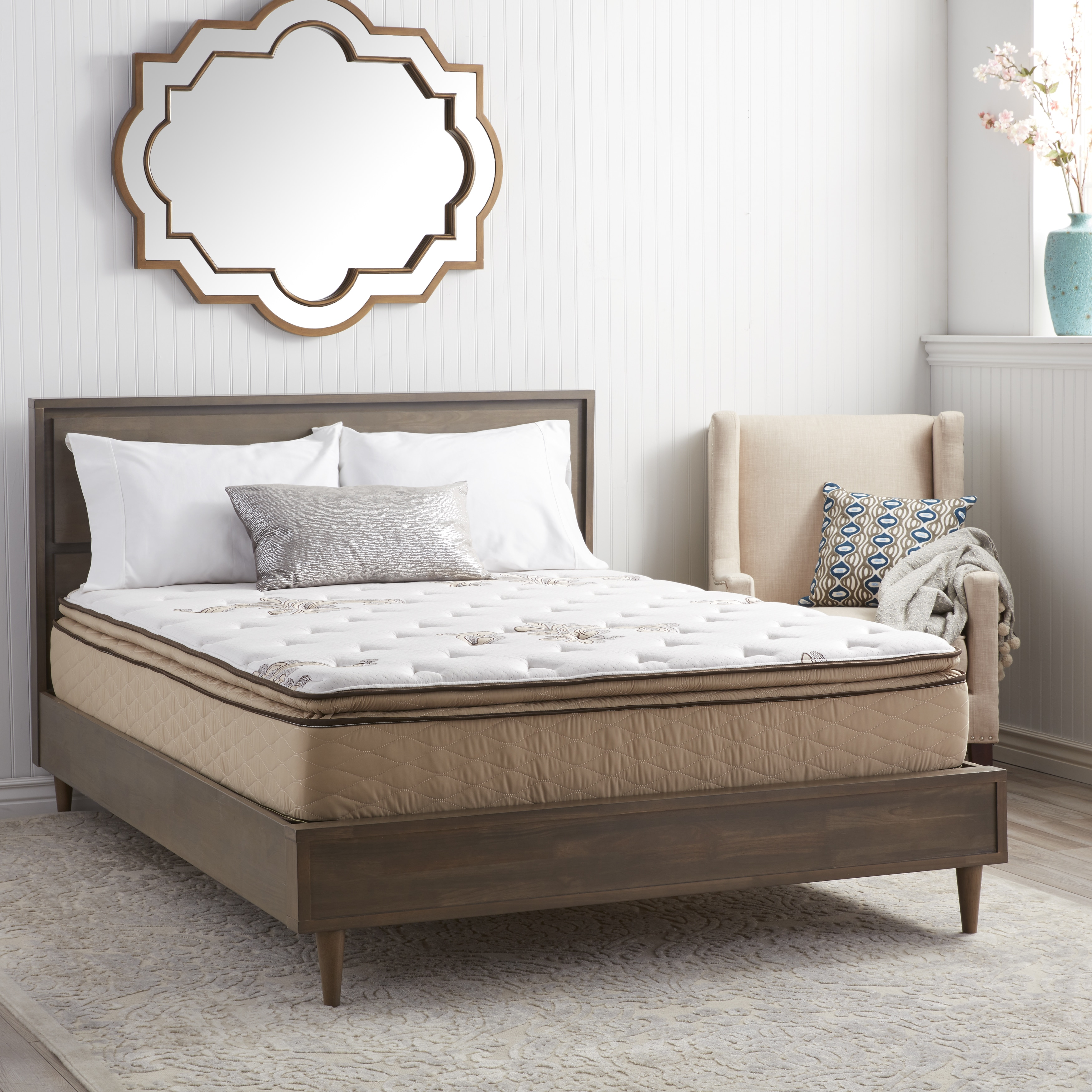 twin pillowp size mattress sheets design of tallahassee pillow for top full pad smart set image