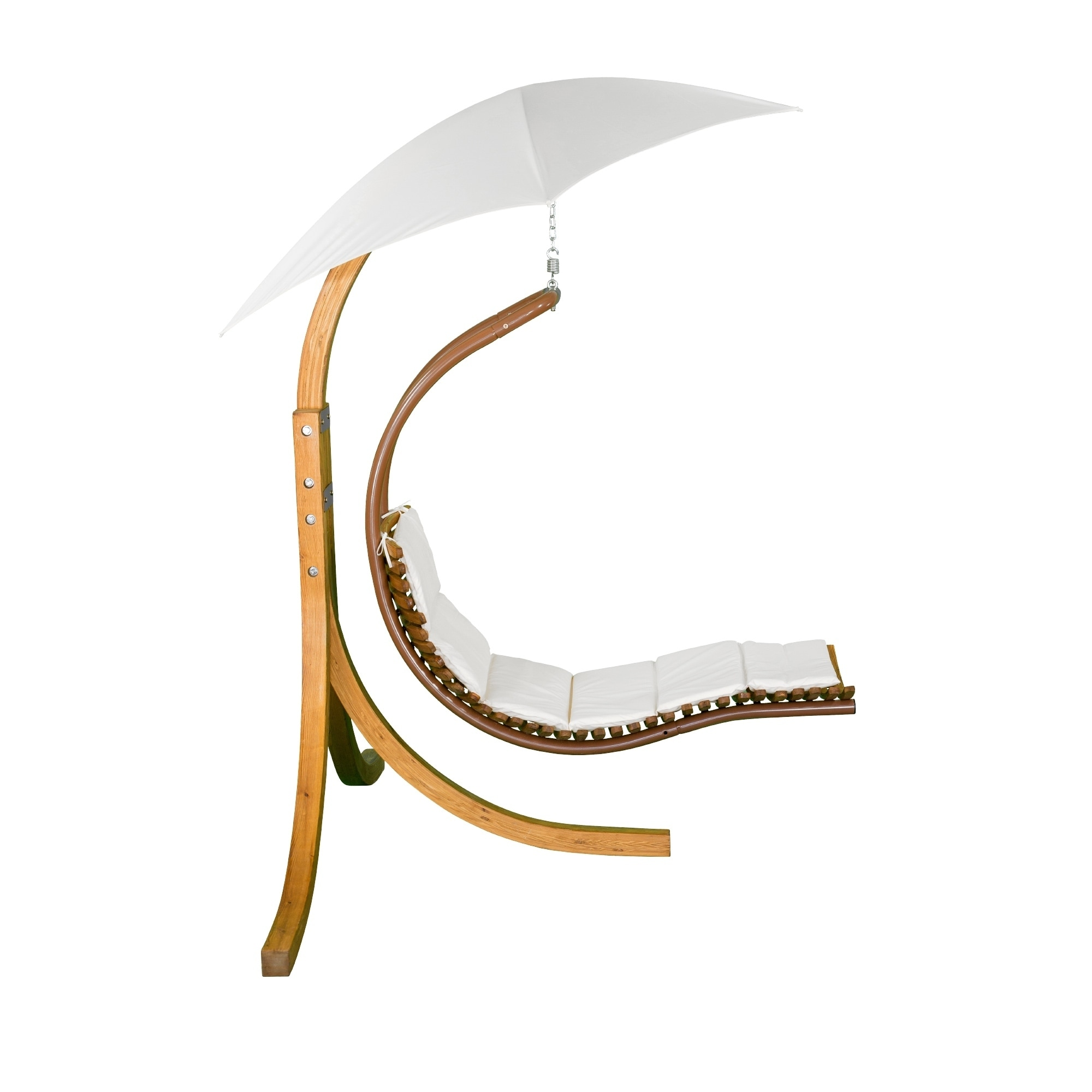Shop Umbrella Swing Outdoor Lounge Free Shipping Today Overstock