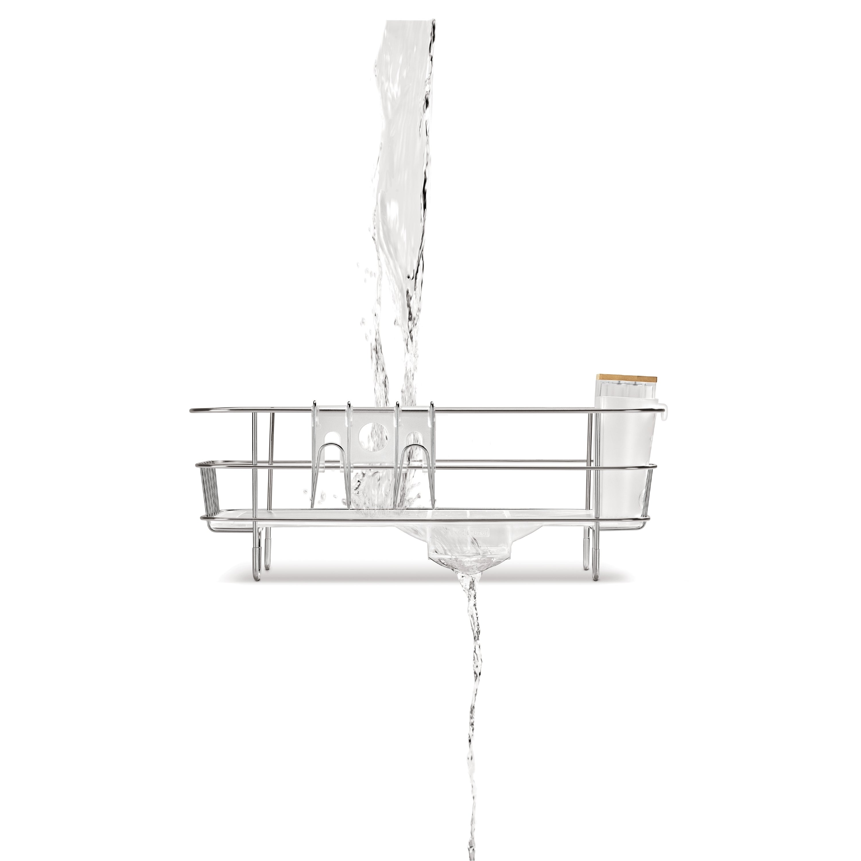 En Wire Po Frame | Shop Simplehuman Slim Wire Frame Dishrack Free Shipping Today