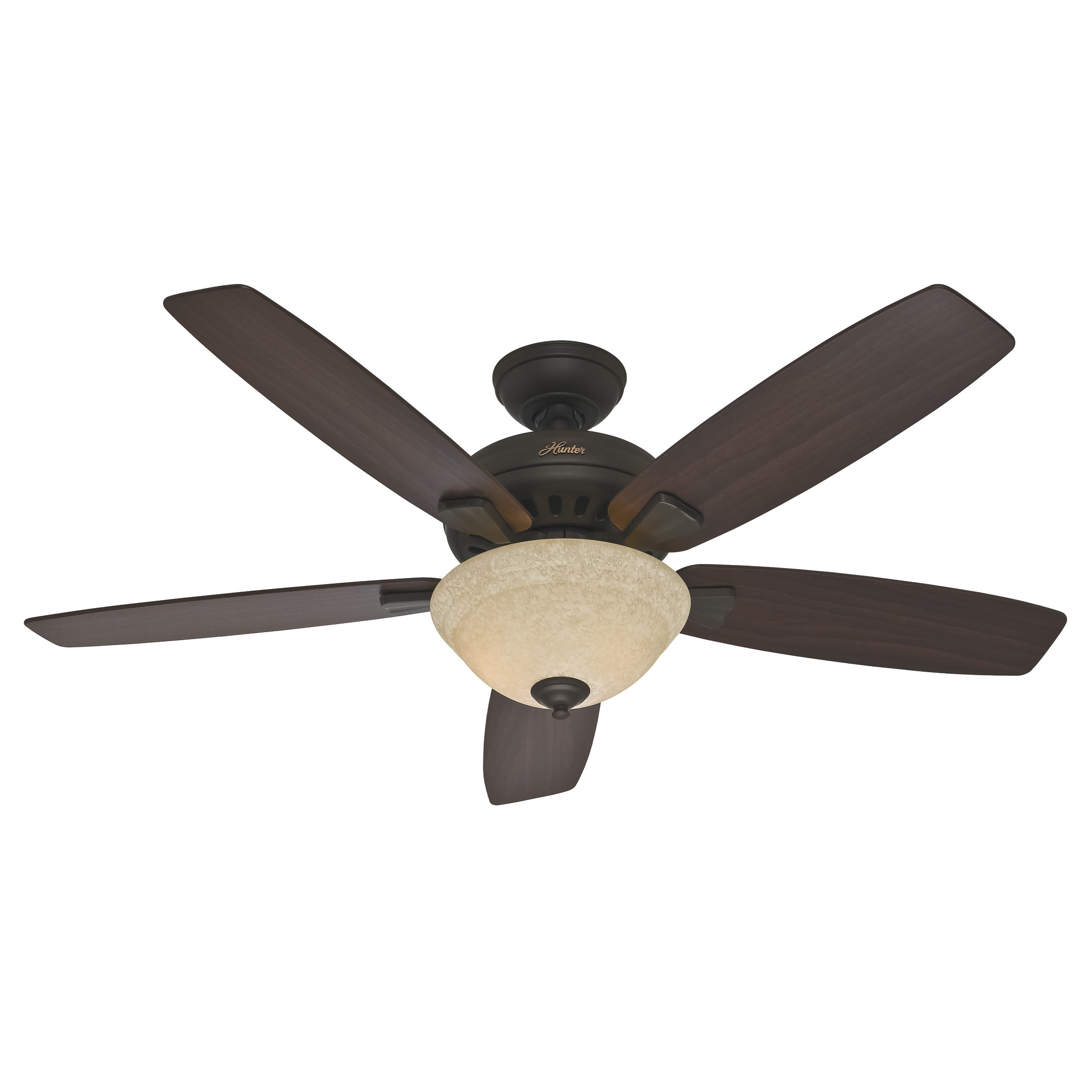 Shop hunter banyan 52 inch ceiling fan free shipping today shop hunter banyan 52 inch ceiling fan free shipping today overstock 8948508 aloadofball Images