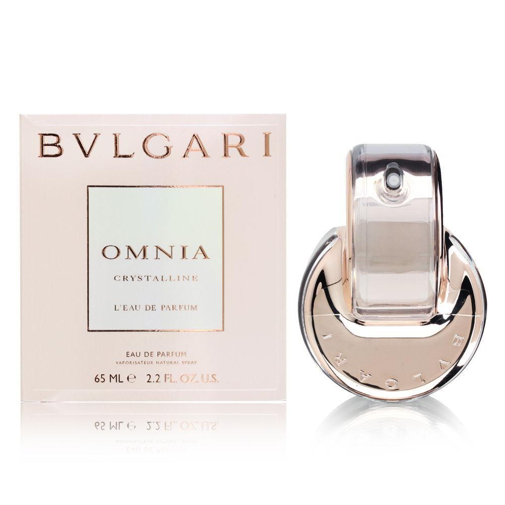 Shop Bvlgari Omnia Crystalline Womens 22 Ounce Eau De Parfum Spray Bvgari Parfume Free Shipping Today 8949644