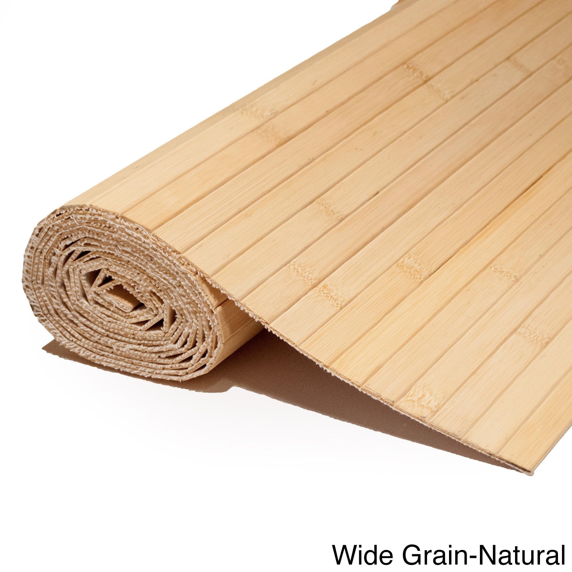 Shop Boedika Bamboo Wall Covering / Wainscoting - Free Shipping ...