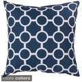Water Link Outdoor/Indoor Safe Decorative Throw Pillow