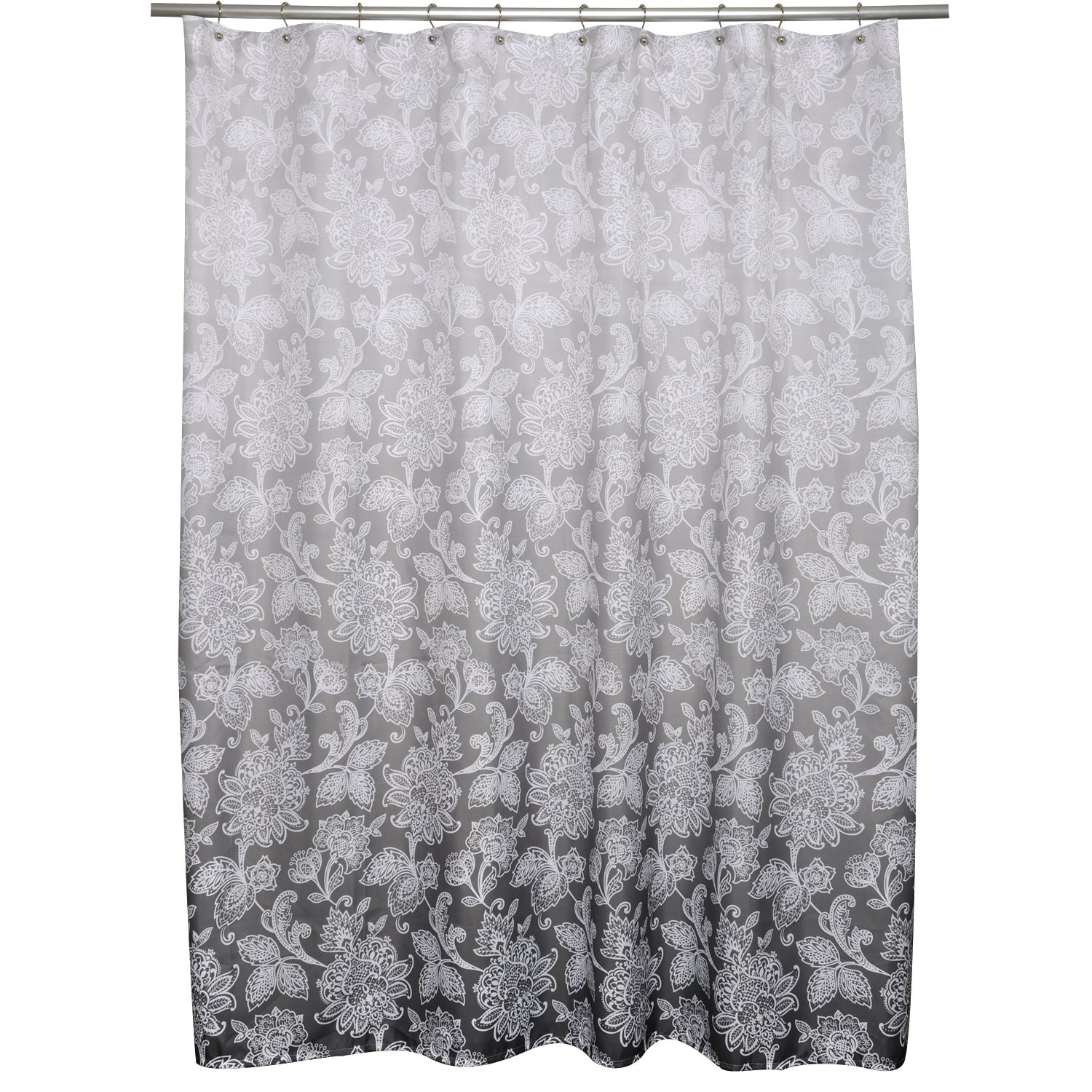 Shop Ombre Flower Shower Curtain Free Shipping On Orders Over 45