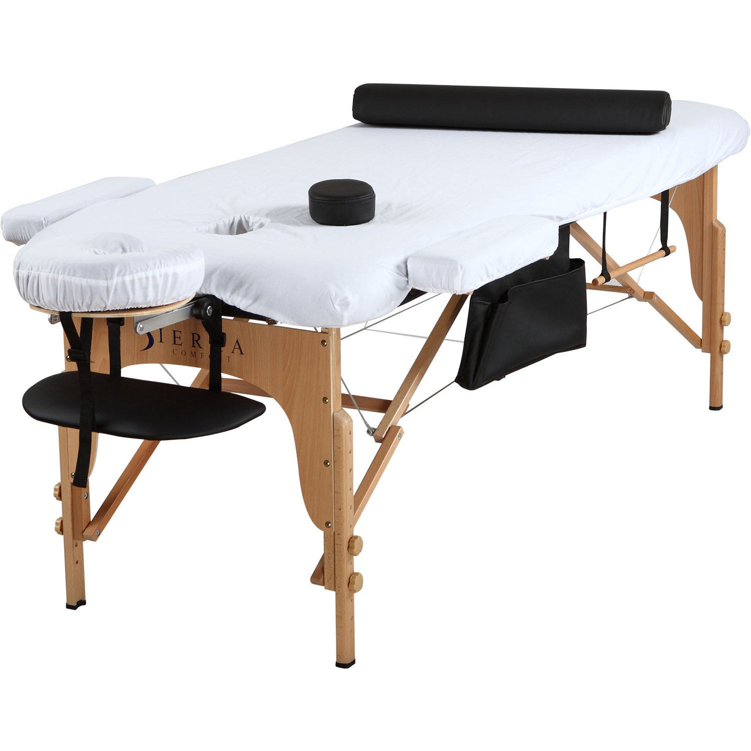 Sierra comfort aluminum portable massage table