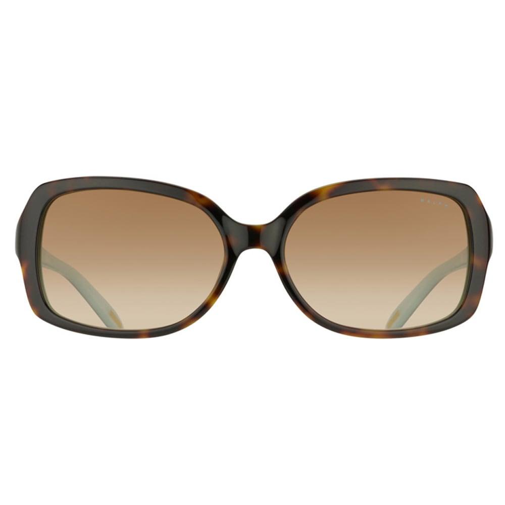 ccadd3ccb031 Shop Ralph Lauren Women's 'RA 5130 601/13' Tortoise Sunglasses - Free  Shipping Today - Overstock - 8970563