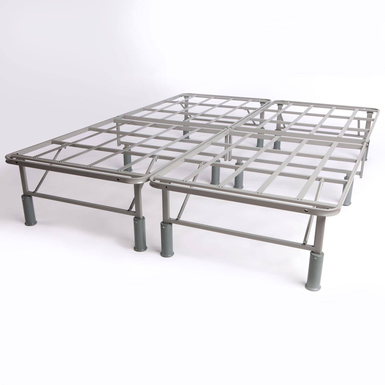Shop Comfort Memories Steel King-size Mattress Foundation - On Sale ...