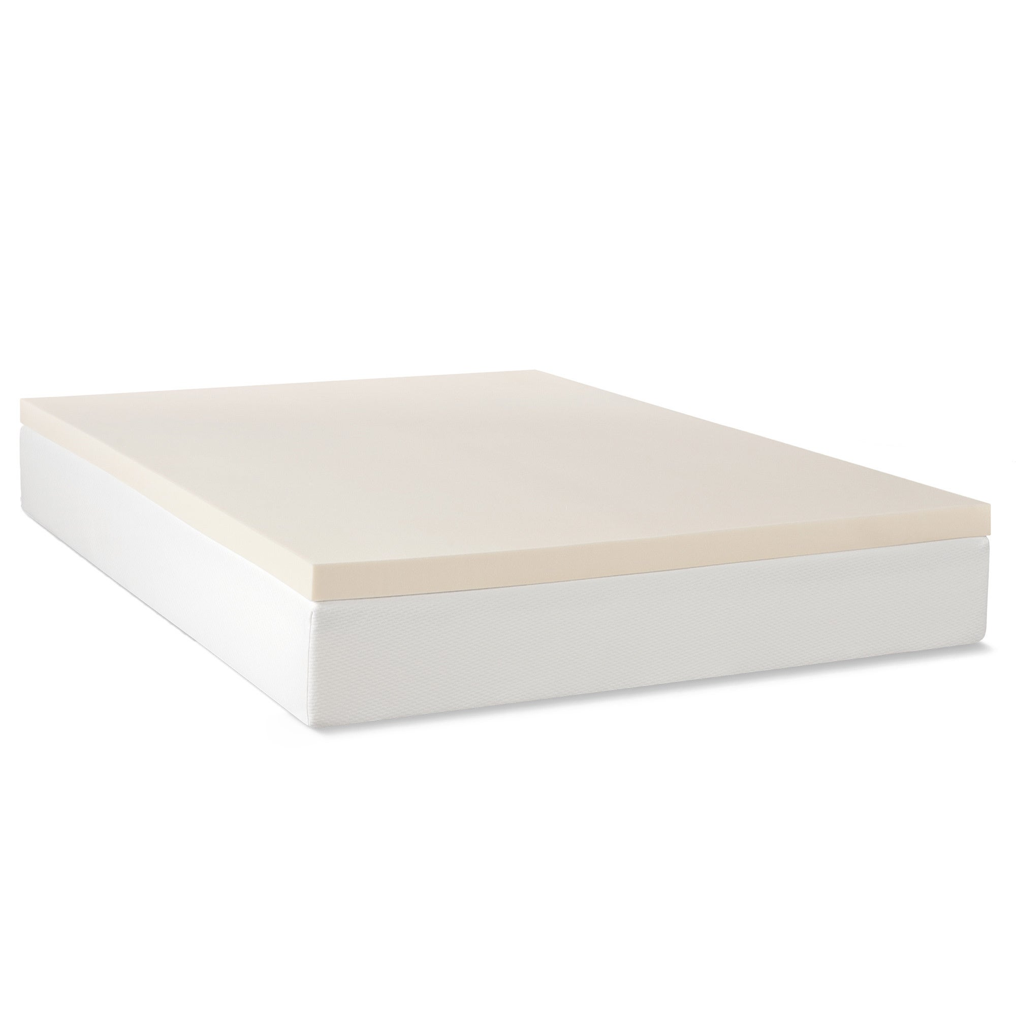 Shop Select Luxury Rv 2 Inch Memory Foam Mattress Topper Free