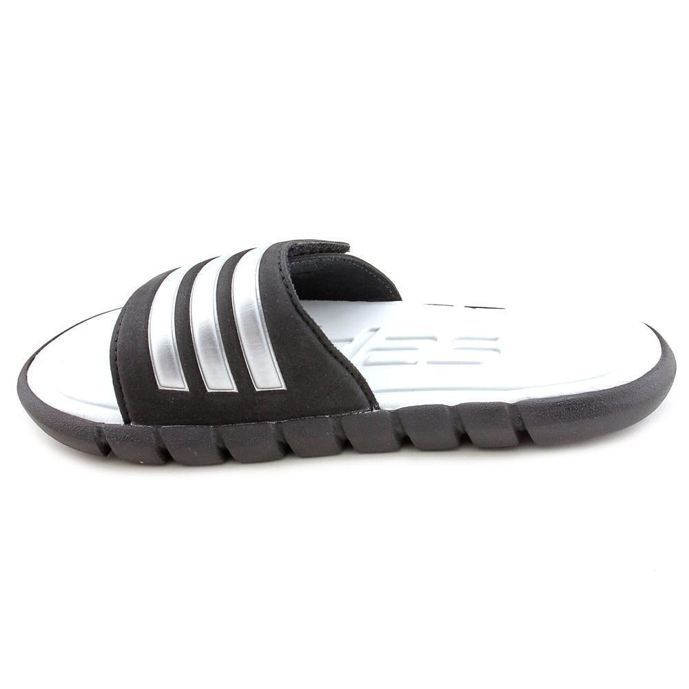 fad3191aea41b7 Shop Adidas Boy (Youth)  Adilight SC xJ  Man-Made Sandals - Free Shipping  On Orders Over  45 - Overstock - 9003340