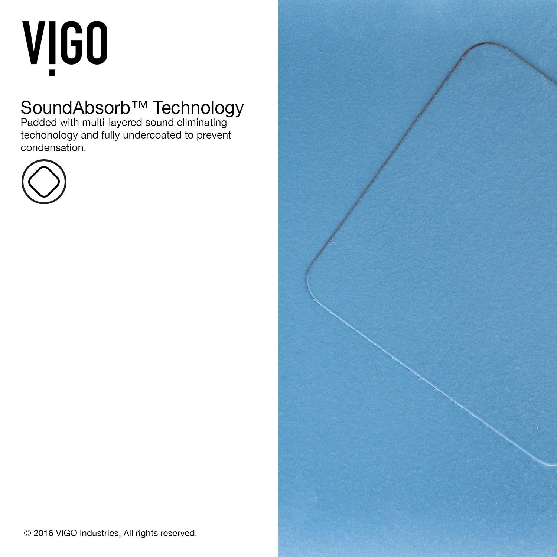 VIGO All-in-One 31-inch Stainless Steel Undermount Kitchen Sink and ...