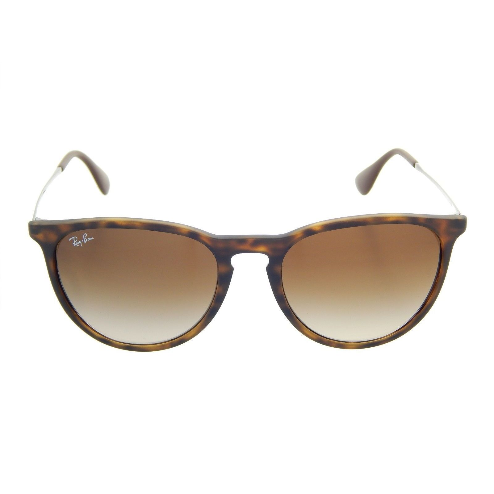 752ef77189063 Shop Ray-Ban Erika RB 4171 Unisex Tortoise Gunmetal Frame Brown Gradient  Lens Sunglasses - Free Shipping Today - Overstock - 9007693