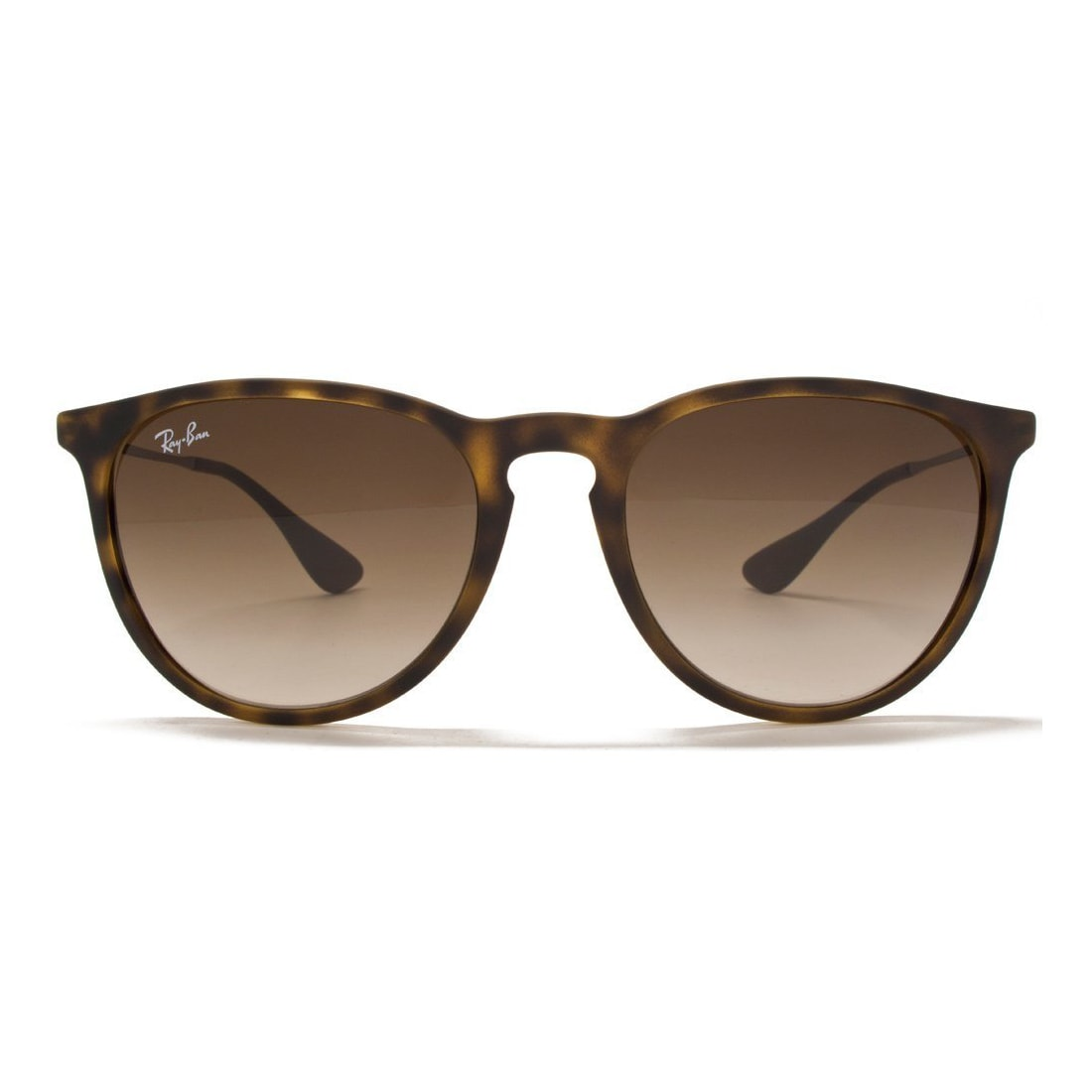 de3bf05e6a2 Shop Ray-Ban Erika RB 4171 Unisex Tortoise Gunmetal Frame Brown Gradient  Lens Sunglasses - Free Shipping Today - Overstock - 9007693