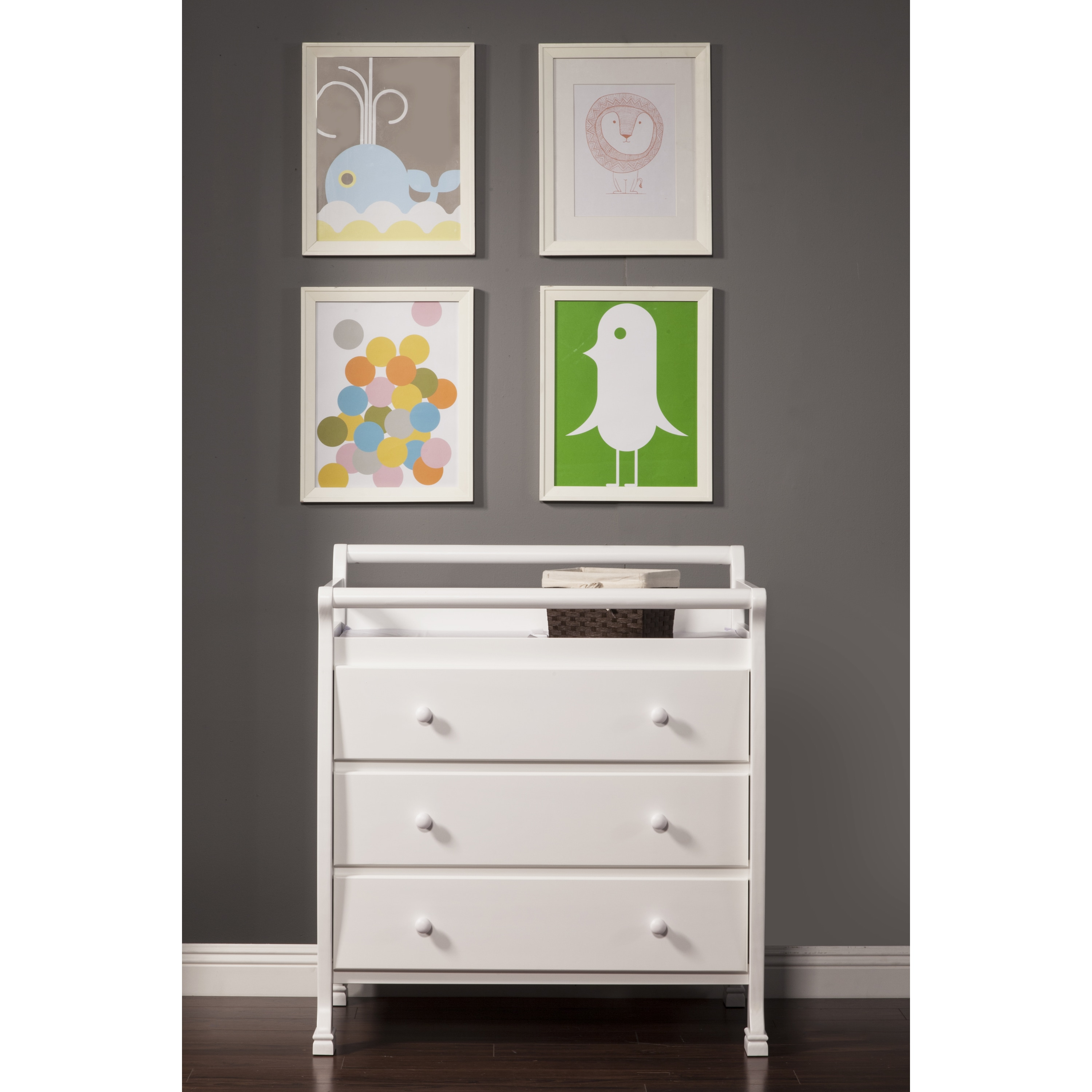 kalani dresser nursery sherwood baby room davinci collection