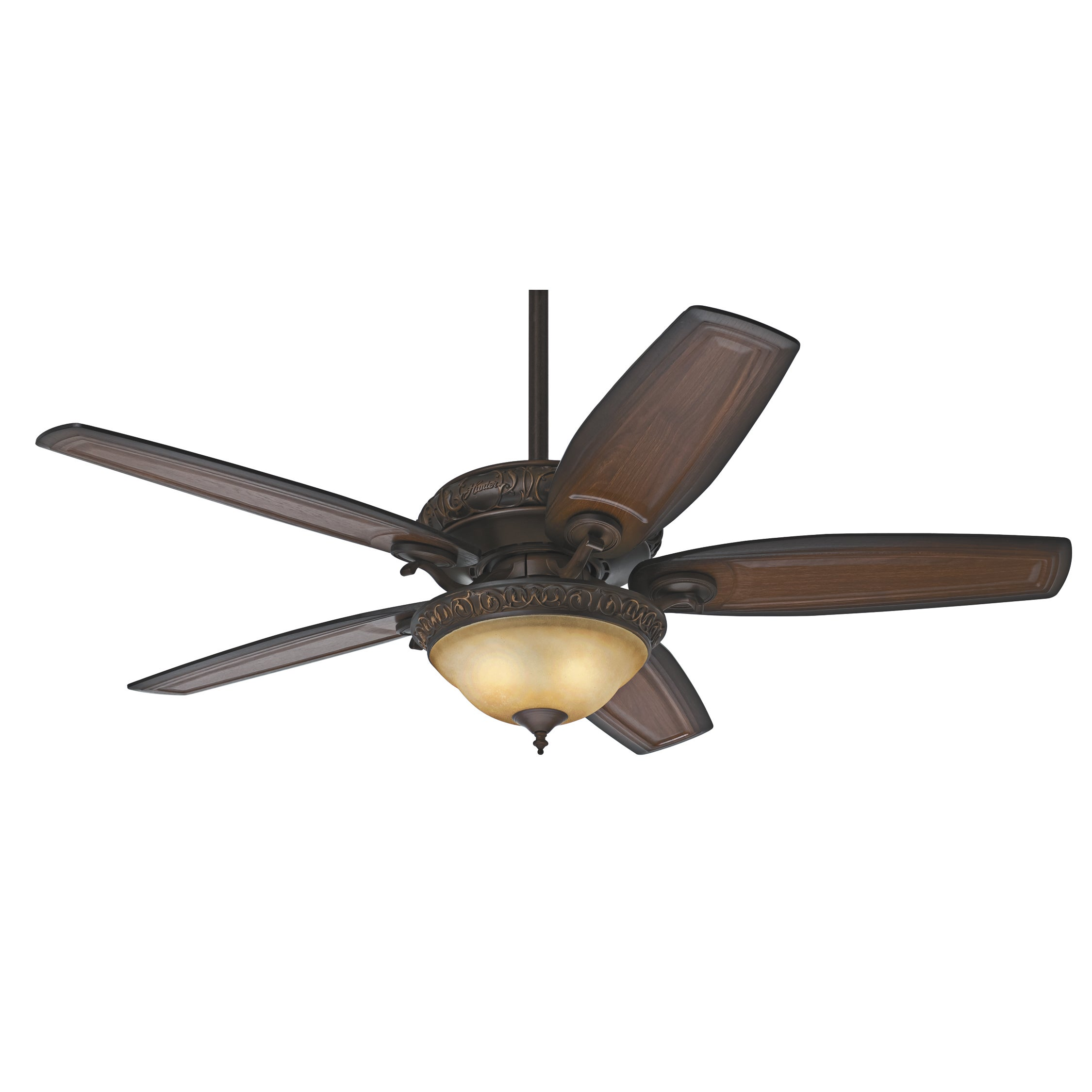 Hunter Fan 54 Inch Claymore Brushed Cocoa Ceiling