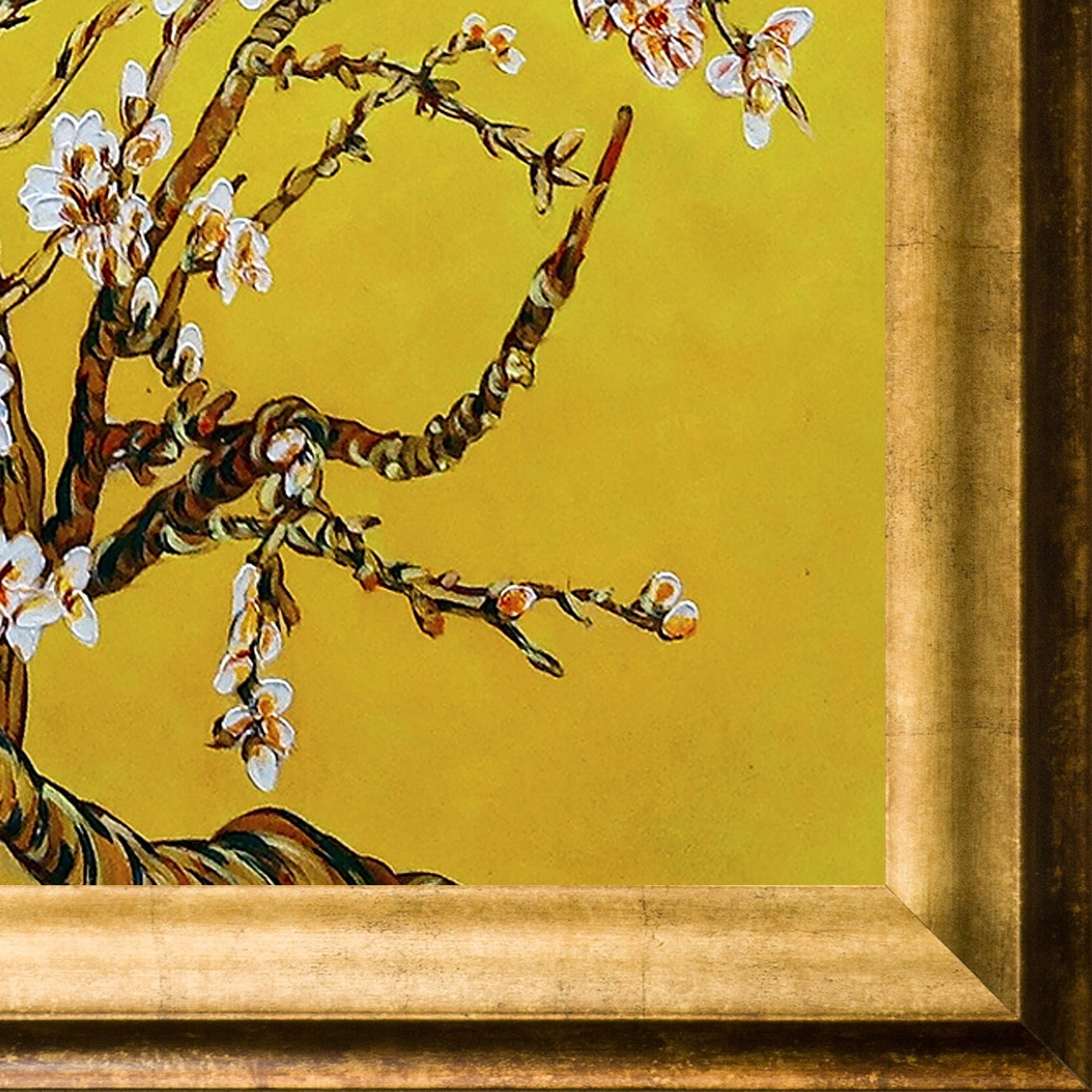 Shop La Pastiche Original \'Branches of an Almond Tree in Blossom ...