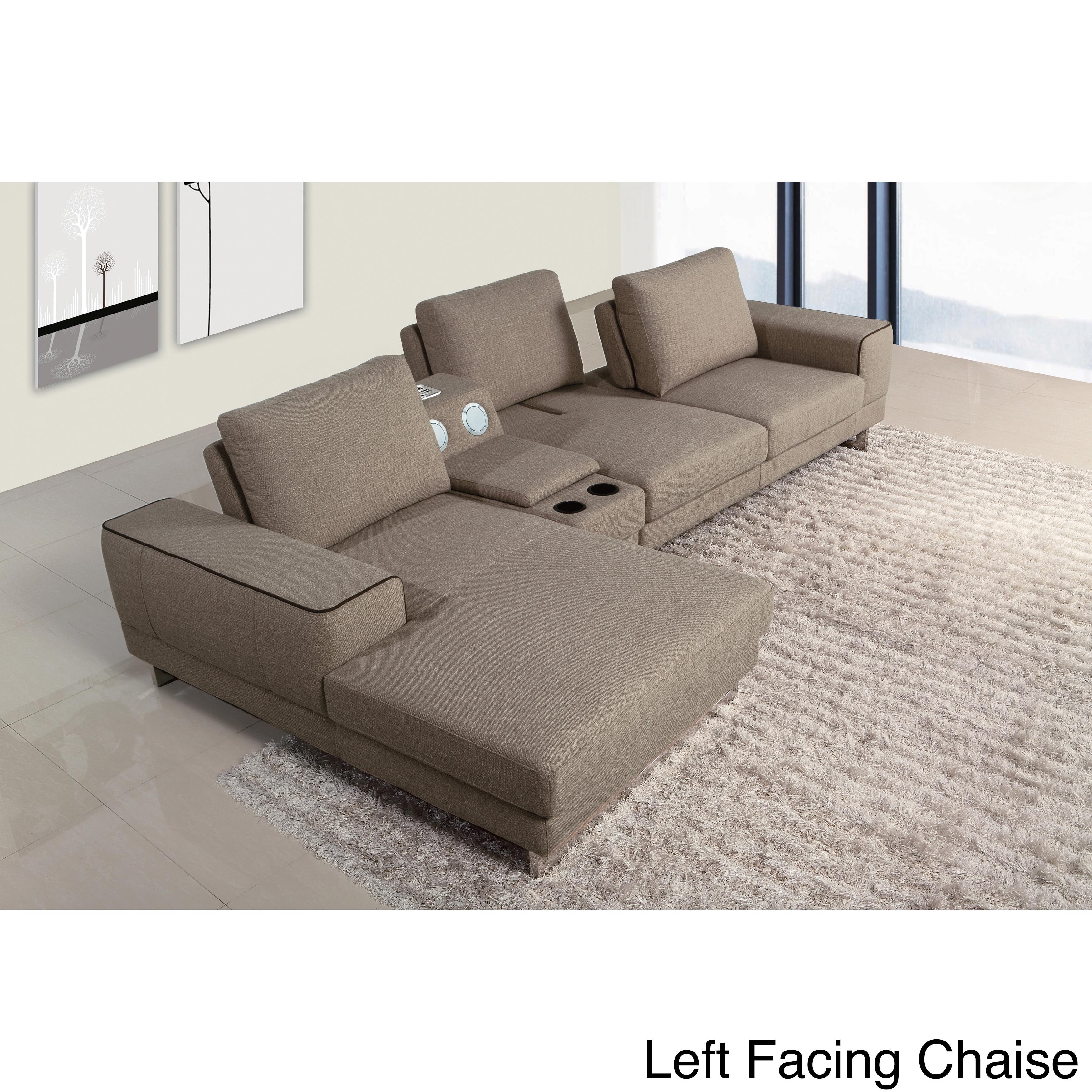 Dg casa berkeley sectional sofa