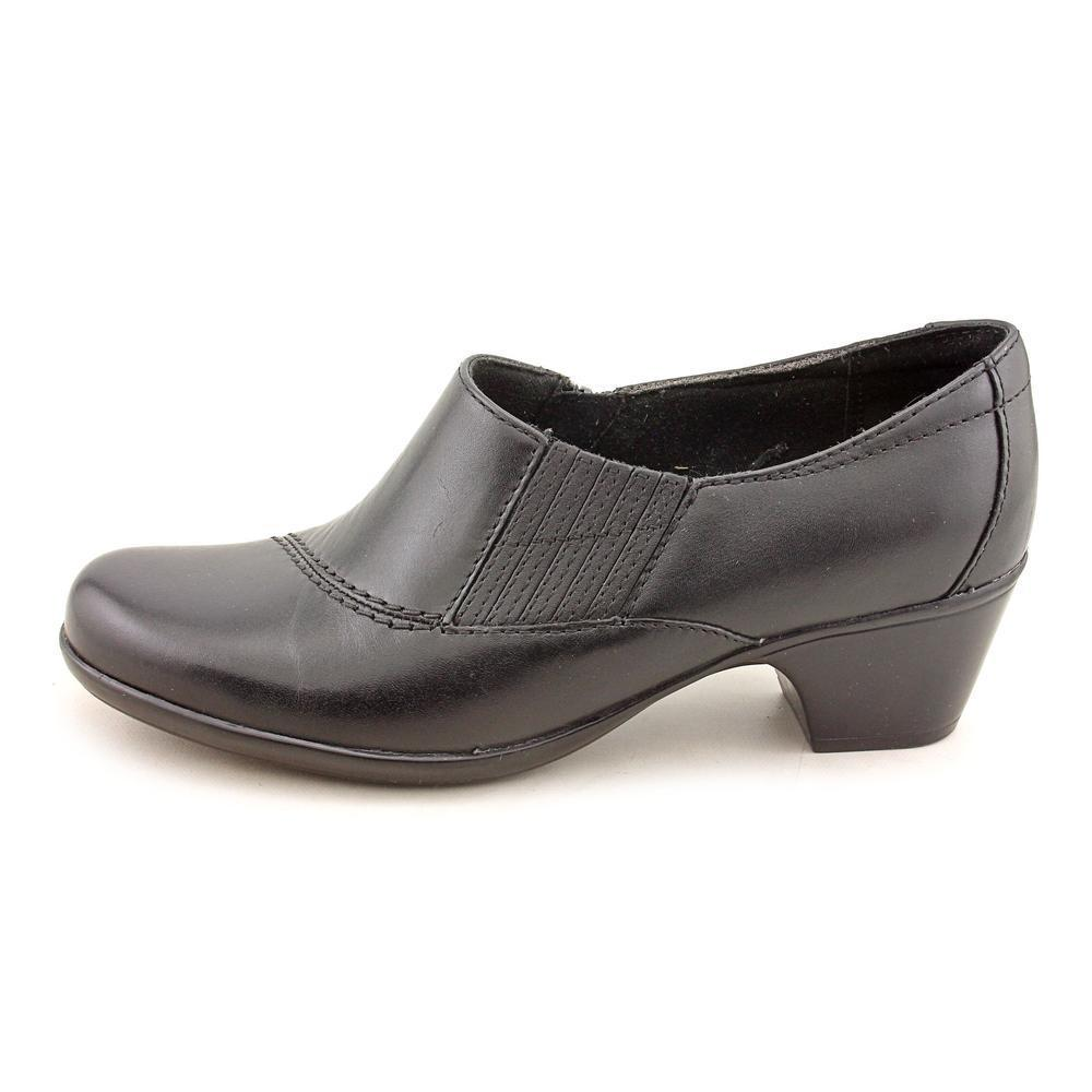 Shop Clarks Women's 'Ingalls Congo' Leather Dress Shoes - Free Shipping  Today - Overstock.com - 9035515