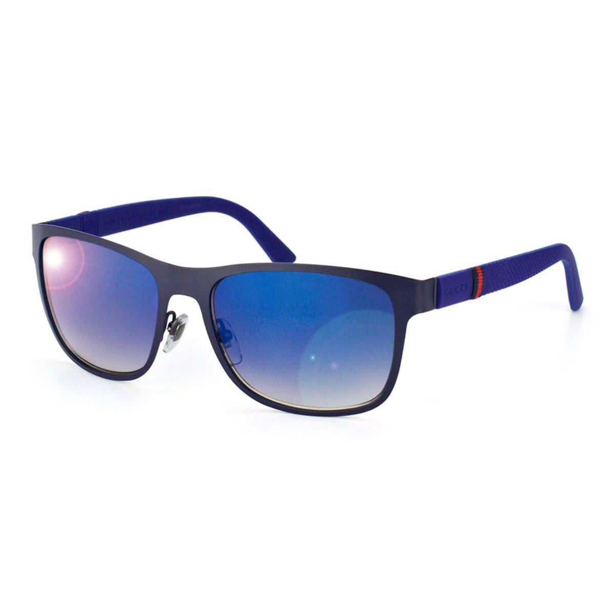 3a559b32024 Shop Gucci Men s GG 2247 S 4VDKM Sunglasses - Free Shipping Today -  Overstock - 9036503
