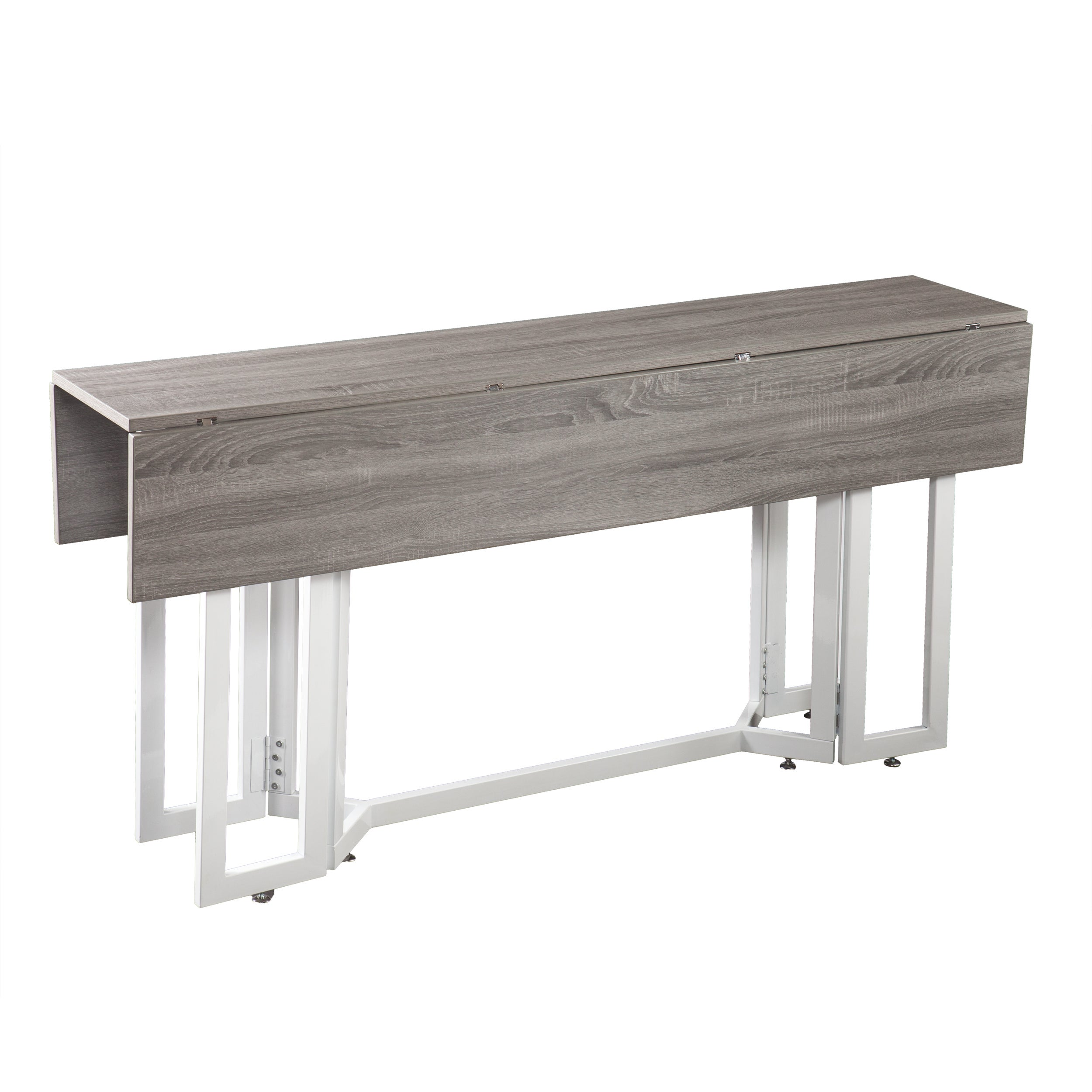 Holly Martin Driness Drop Leaf Table Free Shipping Today  # Muebles Holly Hunt