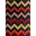 Eternity Chevron Rug (6.7' x 9.6') - 6.7' x 9.6'
