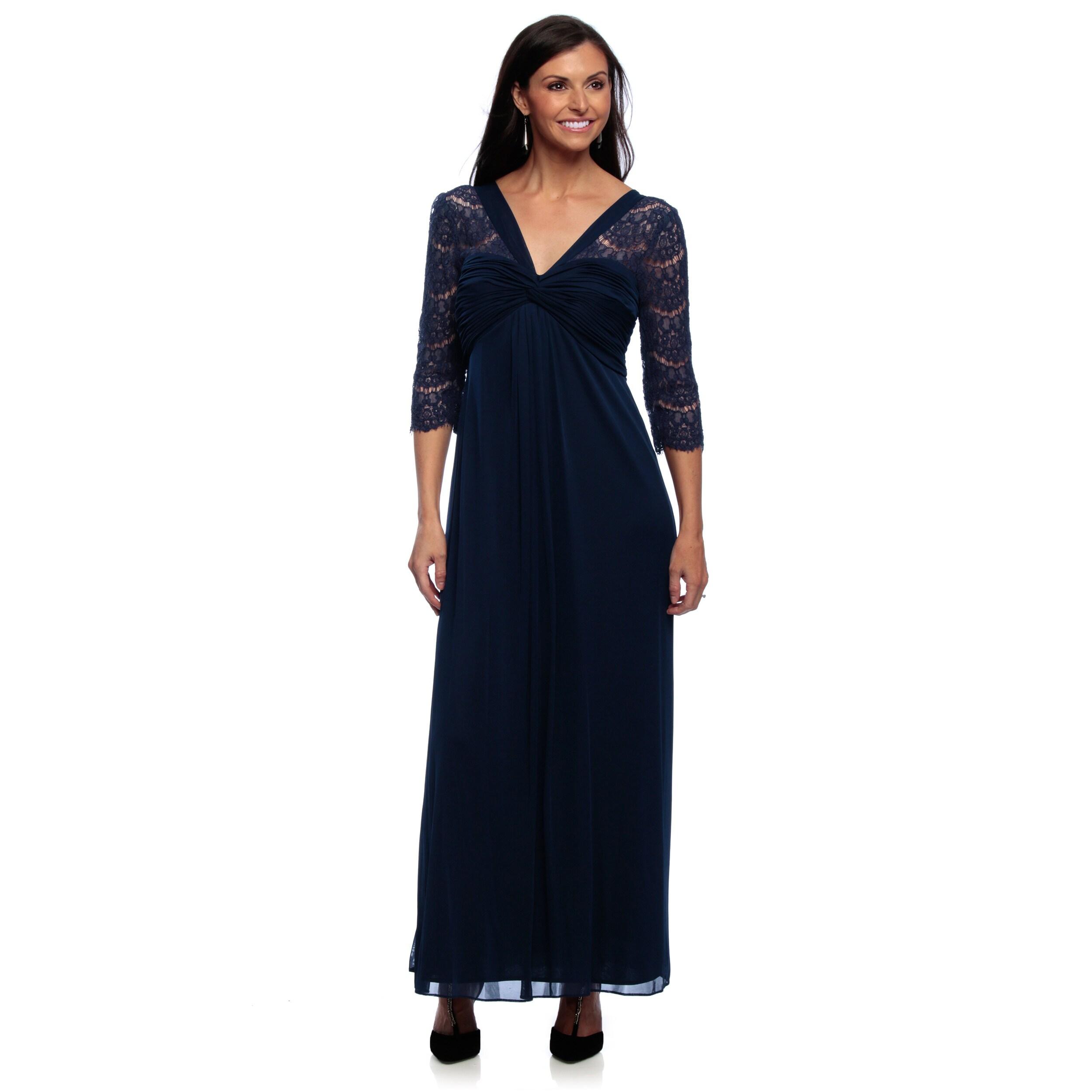 5101715008 Womens Petite Formal Long Dresses - Data Dynamic AG