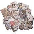 Tim Holtz Idea-ology Ephemera Pack 54 Pieces-Thrift Shop