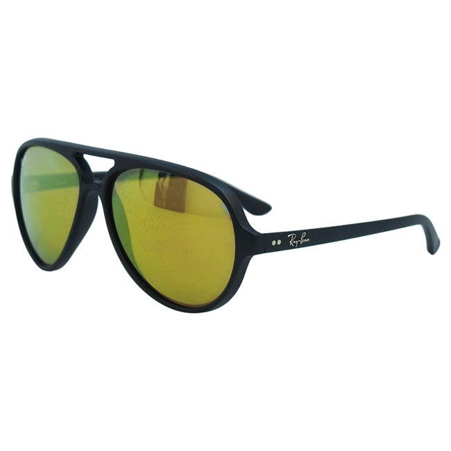 525ef38eb0 Shop Ray-Ban Unisex  RB 4125 CATS 5000 601-S 93  Sunglasses - Free Shipping  Today - Overstock - 9060690