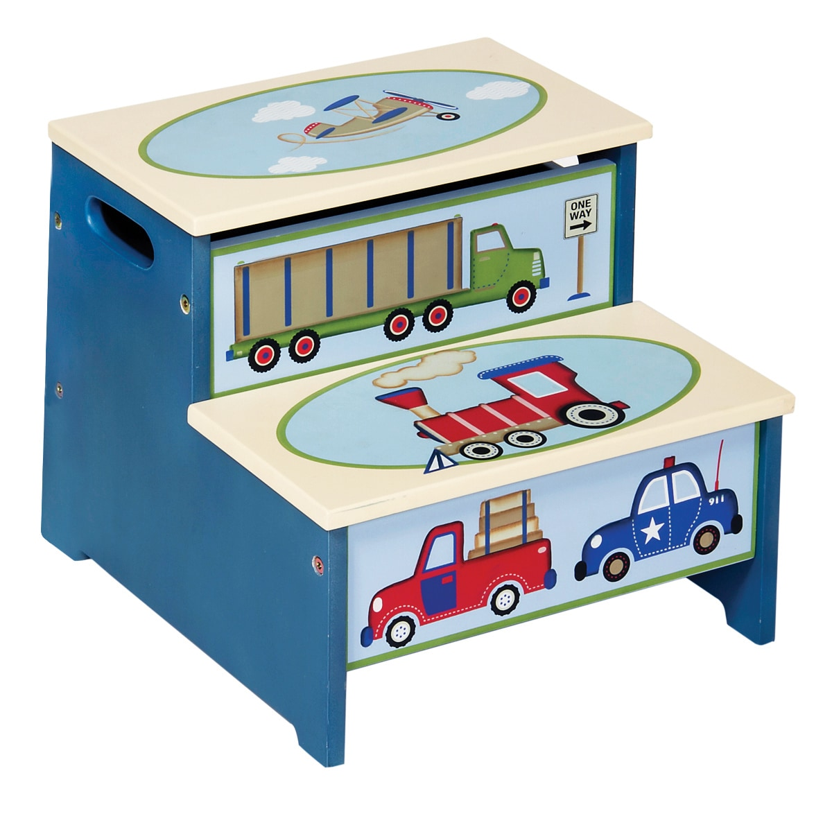 Shop Guidecraft Moving All Around Storage Step-Up - Free Shipping ...