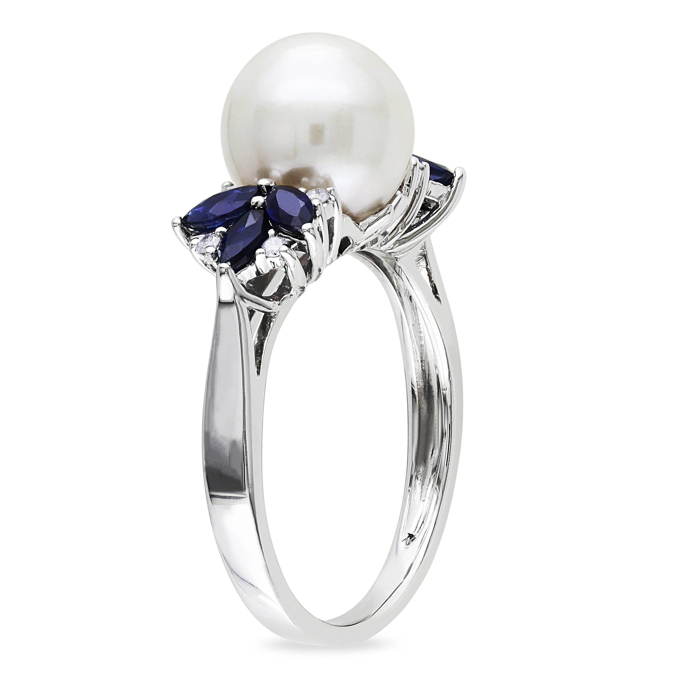 solitaire ra pearl engagement it en rings freshwater ring