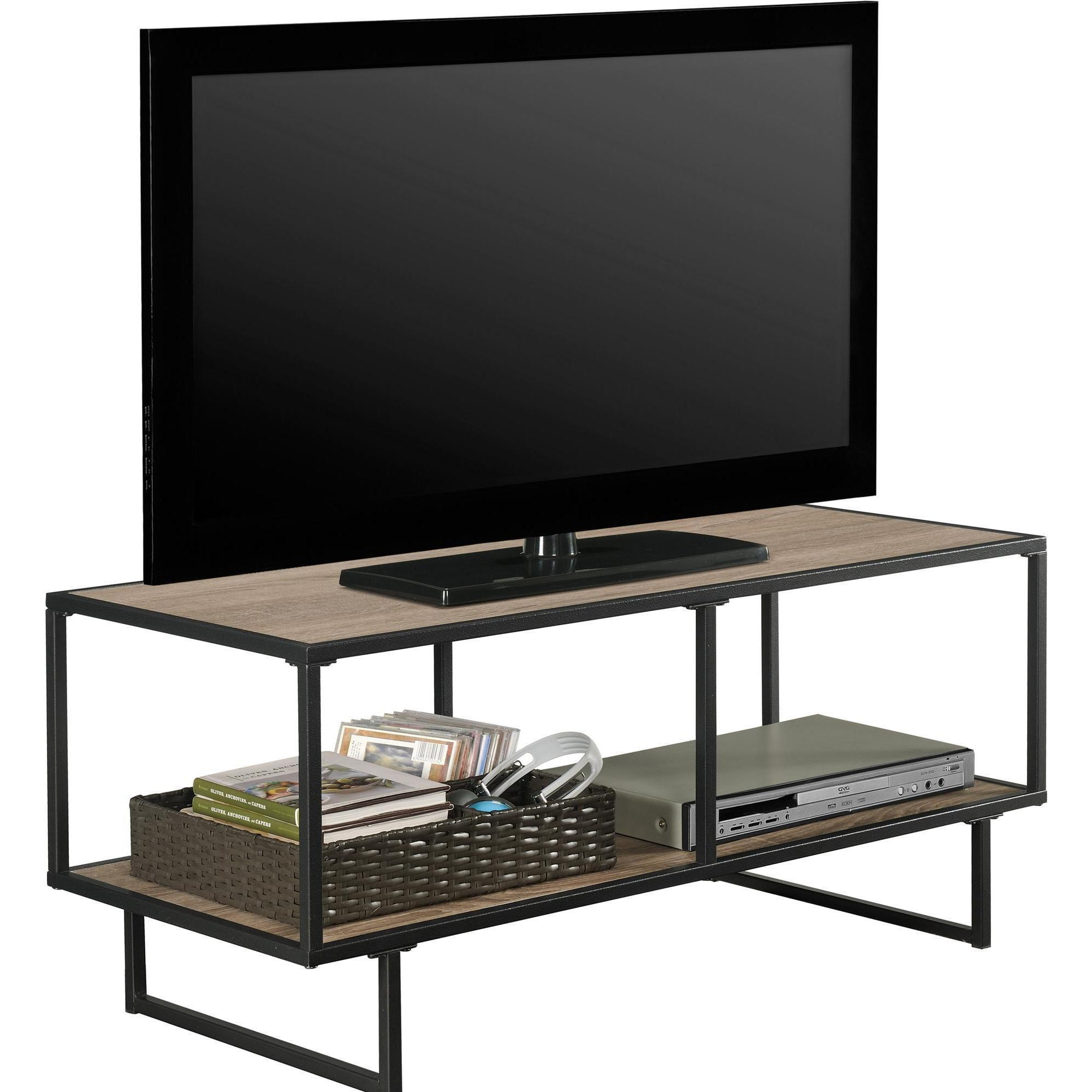 Porch Den Wicker Park Haddon 42 Inch Tv Stand Coffee Table  # Meuble De Tv En Biatrez
