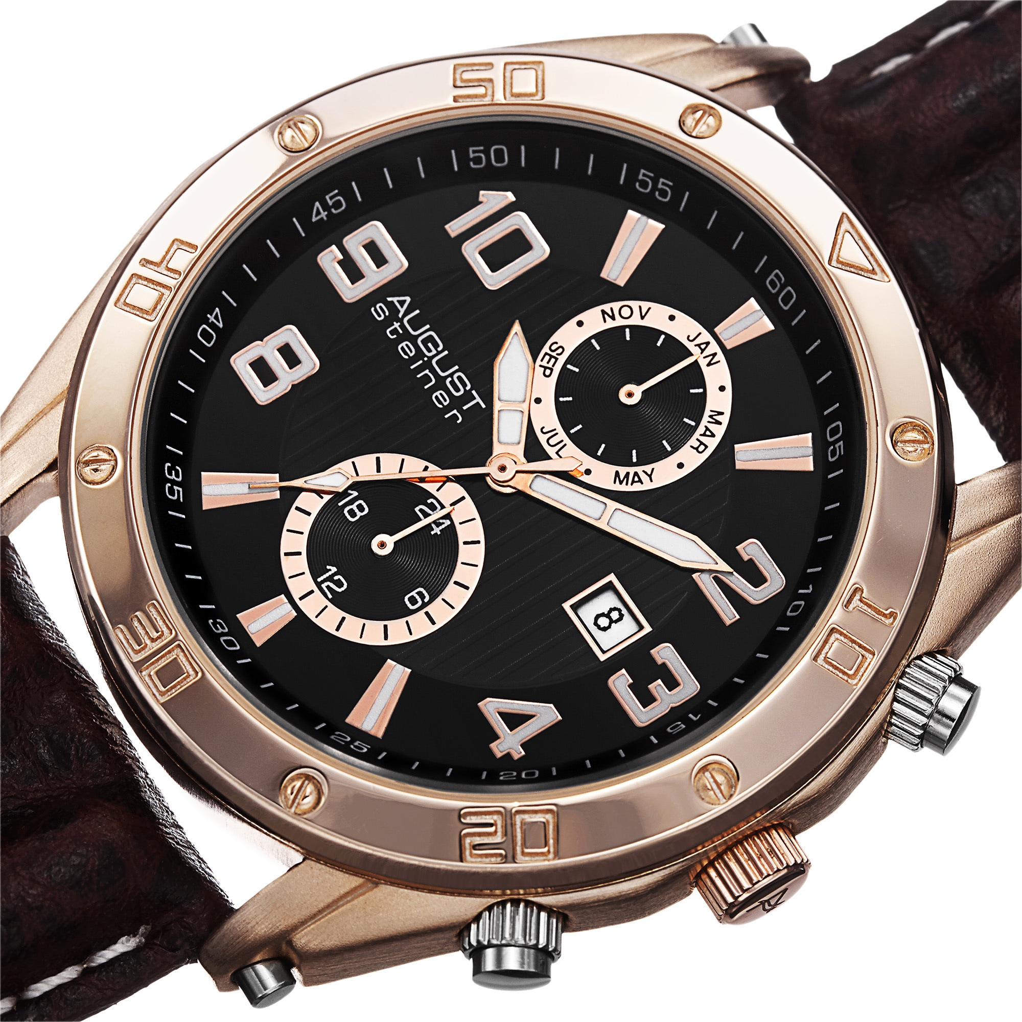 classy automatic lige watch watches products