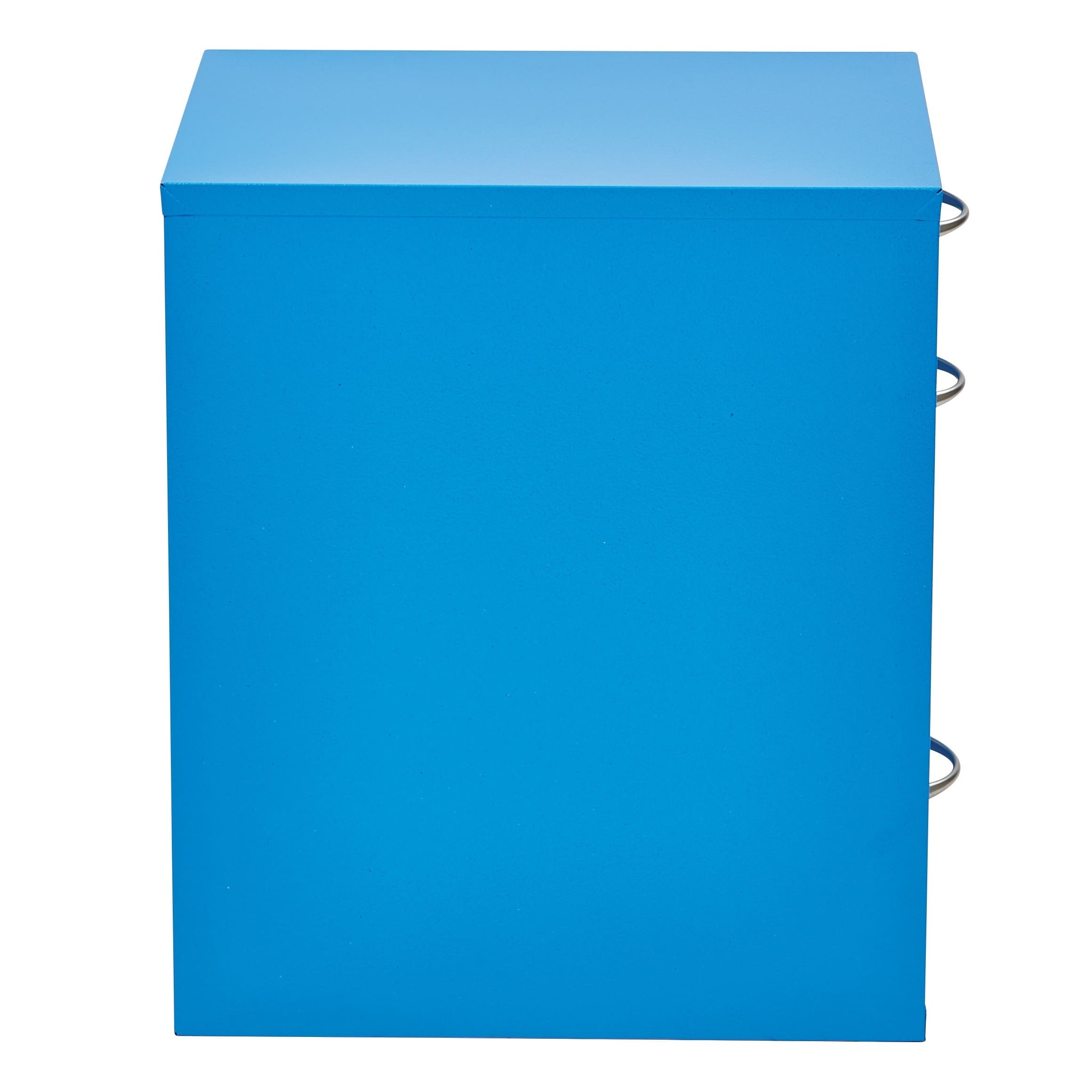 Genial Shop Locking Storage Drawer And Silver Handles File Cabinet   Free Shipping  Today   Overstock.com   9085383
